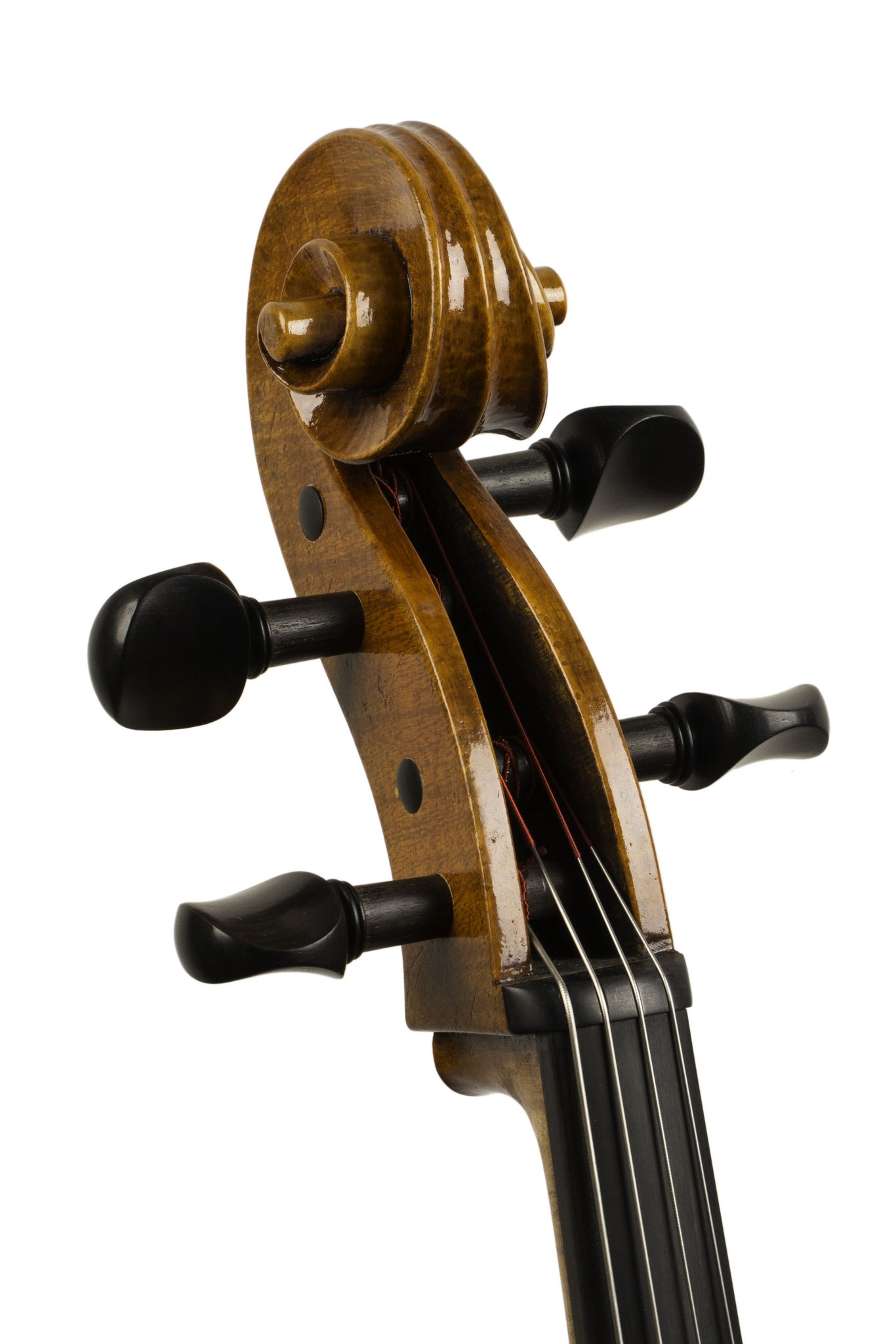 3/4 cello in the style of the late-period Stradivari workshop (2017/CH) , Photo: VDB Photography