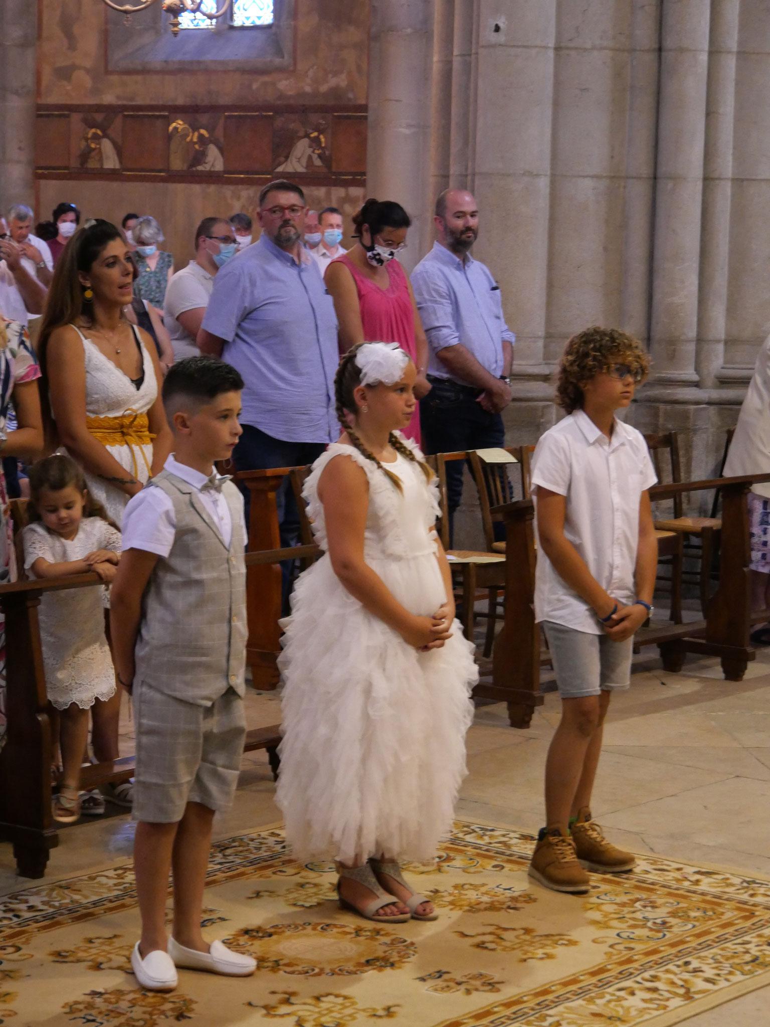 Clic pour accès à: Première Communion 19 juillet 2020
