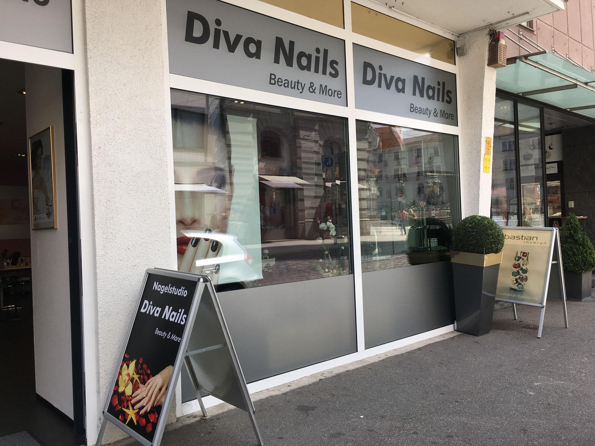 Impressionen - Diva Nails Augsburg