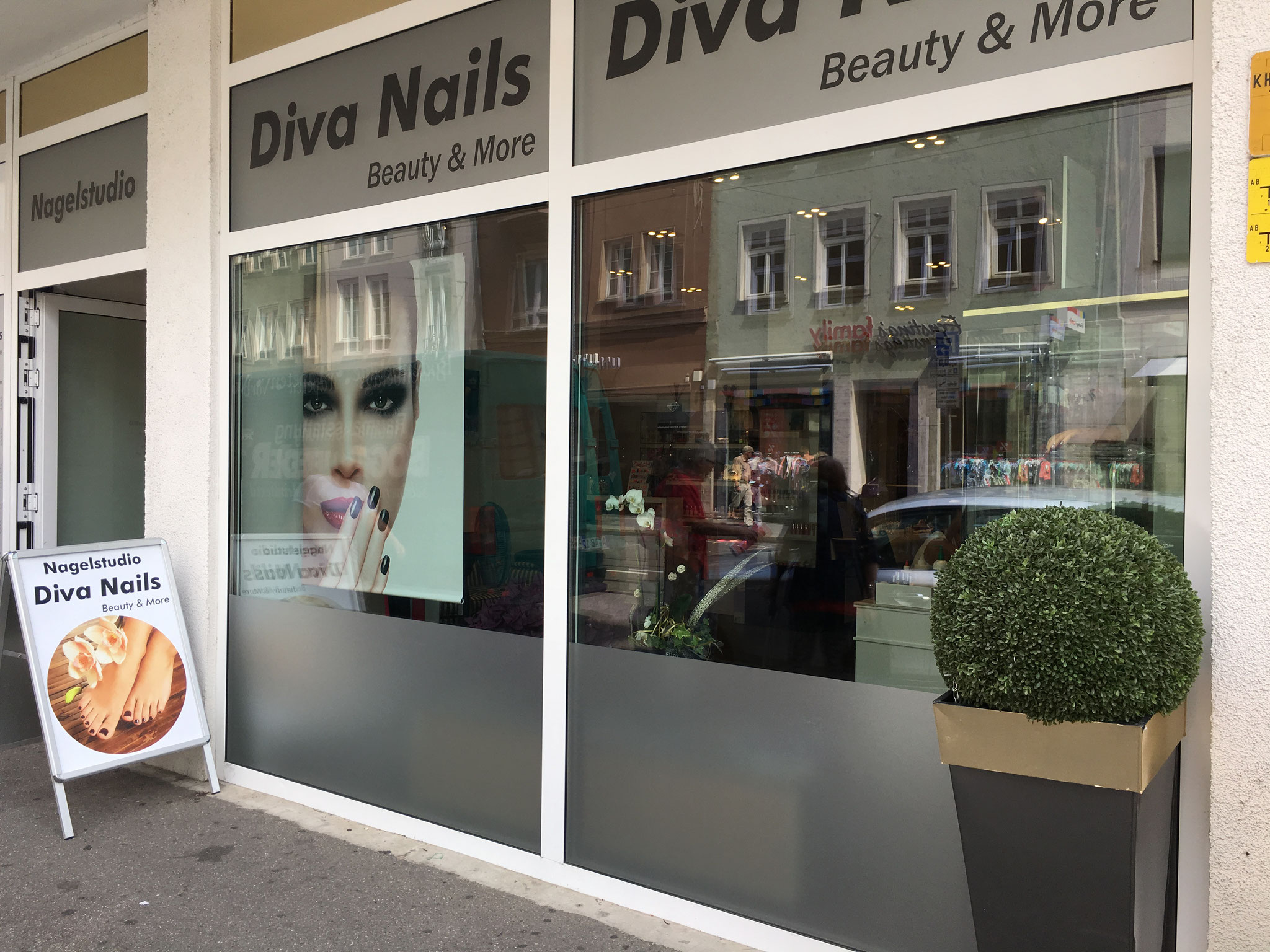Homepage Diva Nails Augsburg - Beauty & More - Diva Nails Augsburg