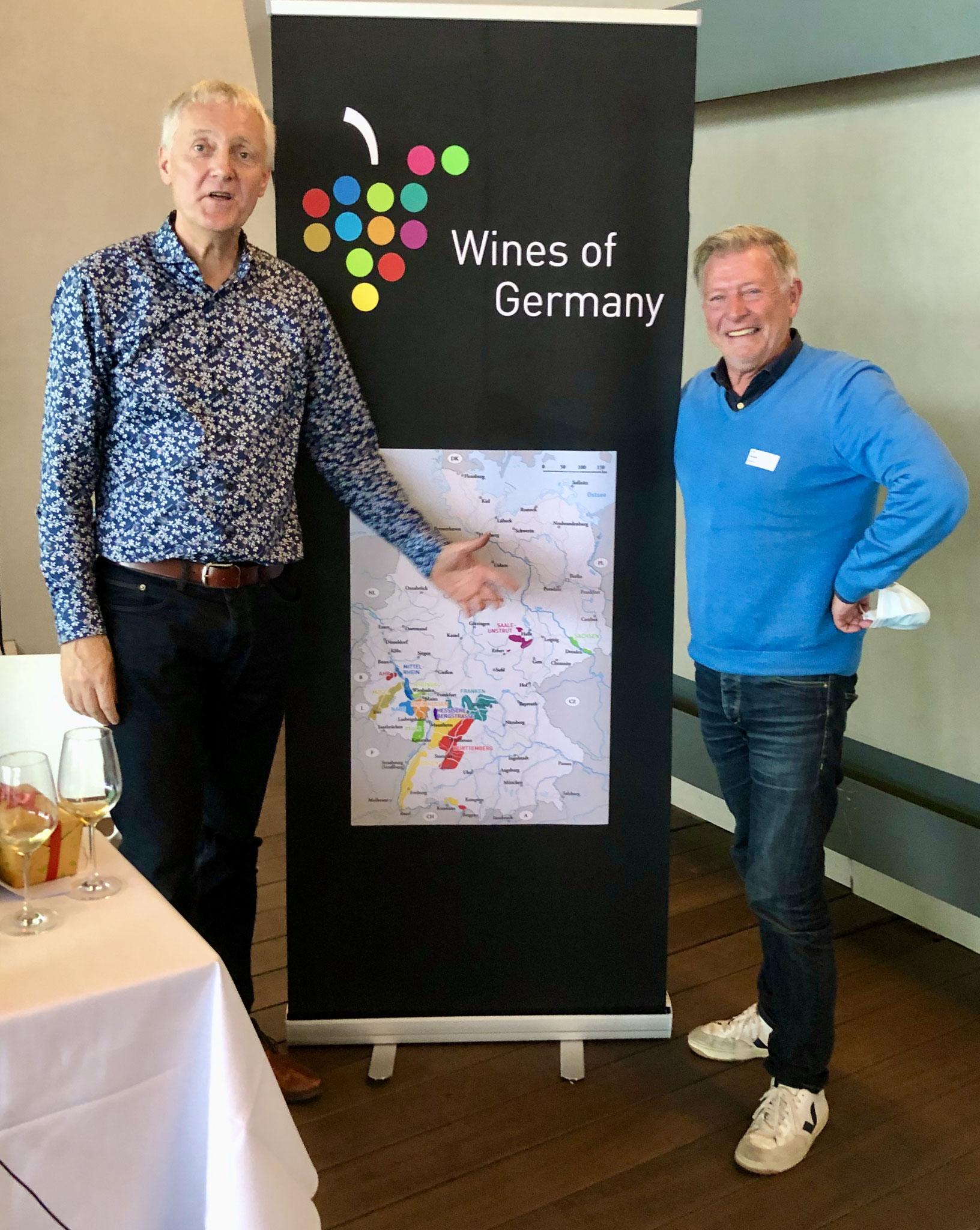 Met Professor Dr. Ulrich Fischer