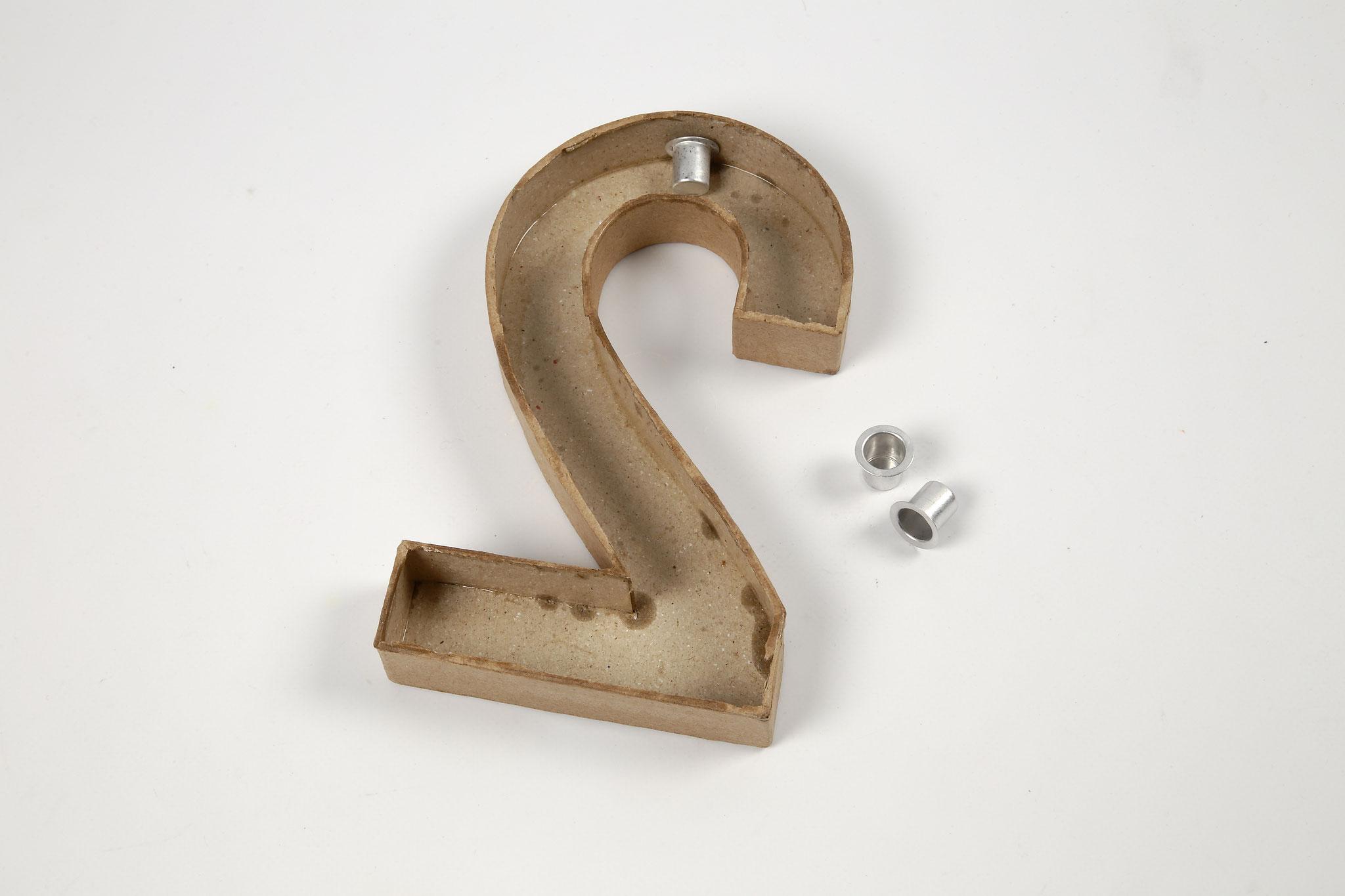 Buchstaben und Zahlen - moving idea
