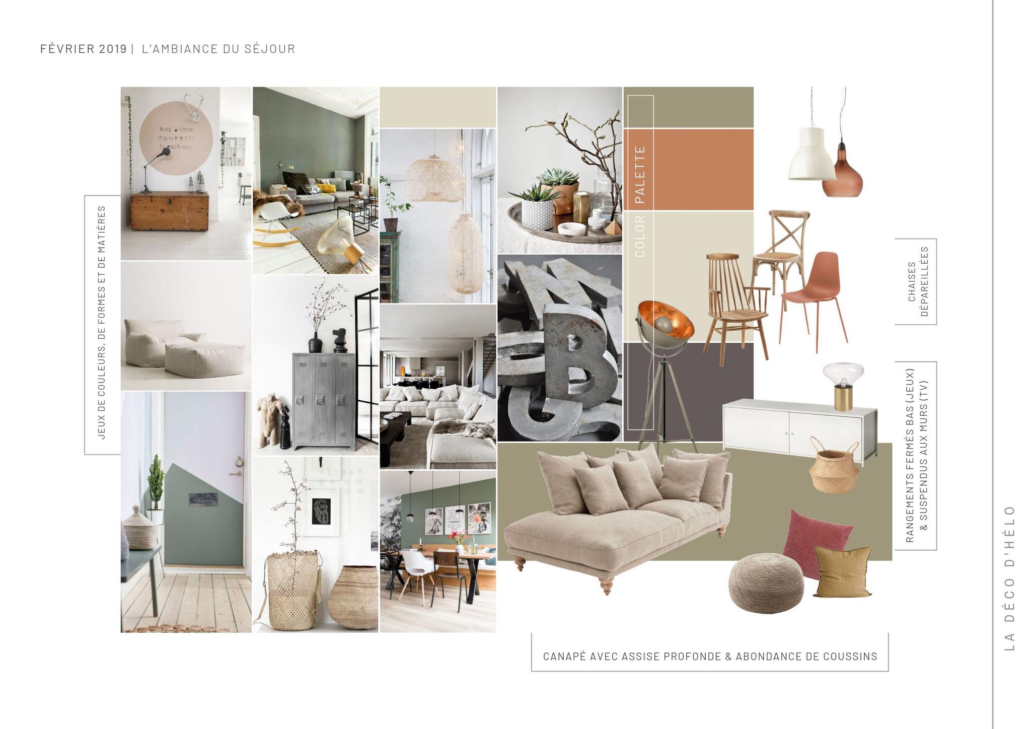 Projet Chamrousse (1/3) © 2020 La Déco d'Hélo, conseil en décoration intérieure à Grenoble
