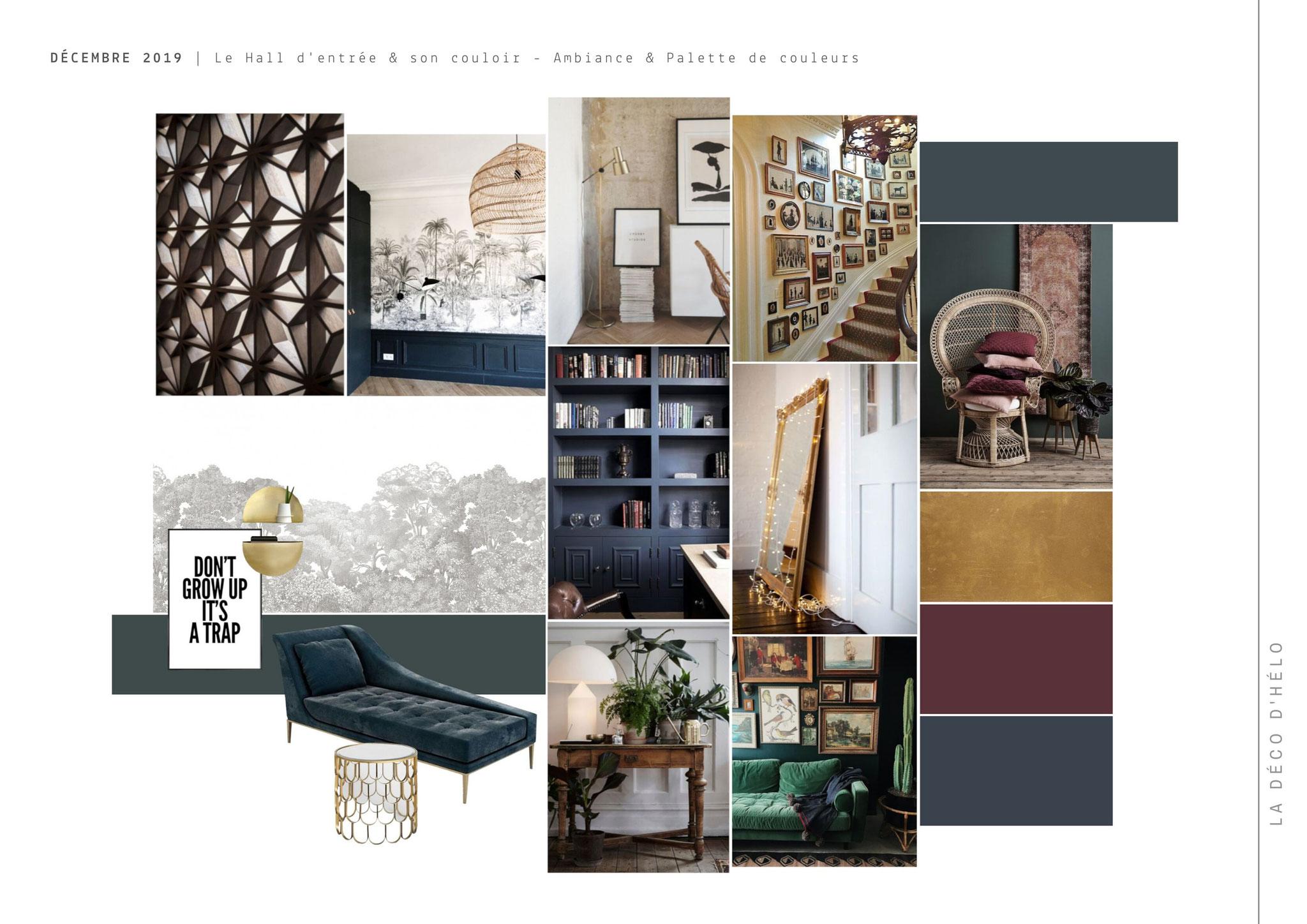 Projet FROSGES (1/3) © 2020 La Déco d'Hélo, conseil en décoration intérieure à Grenoble