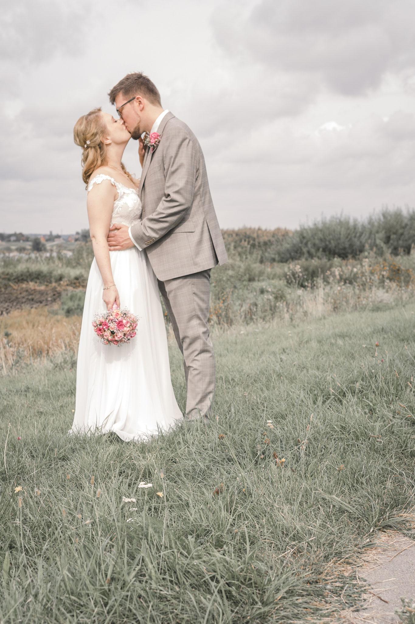 Hochzeit am Deich