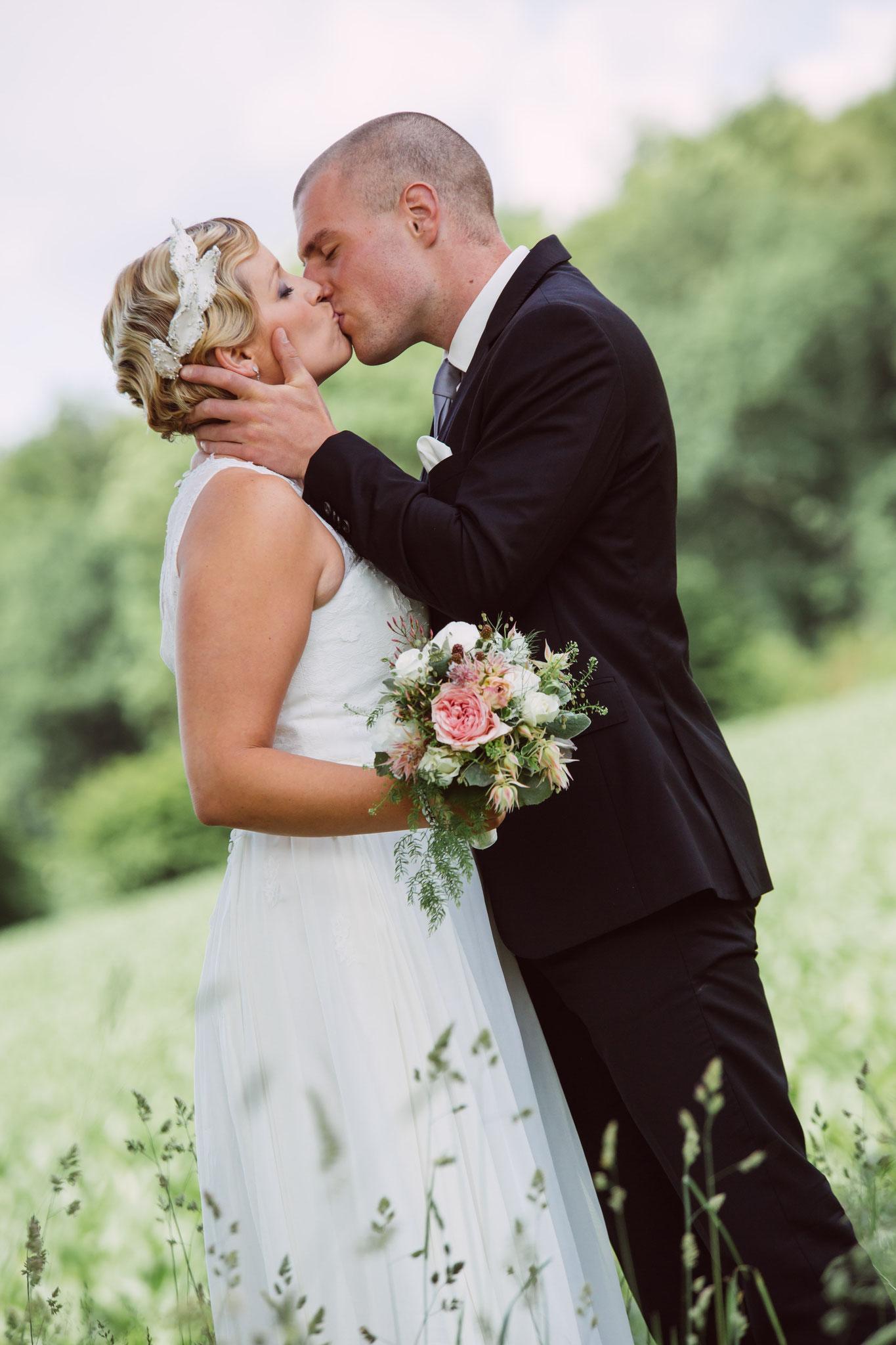 Liebe, Leidenschaft und ein Brautstrauß