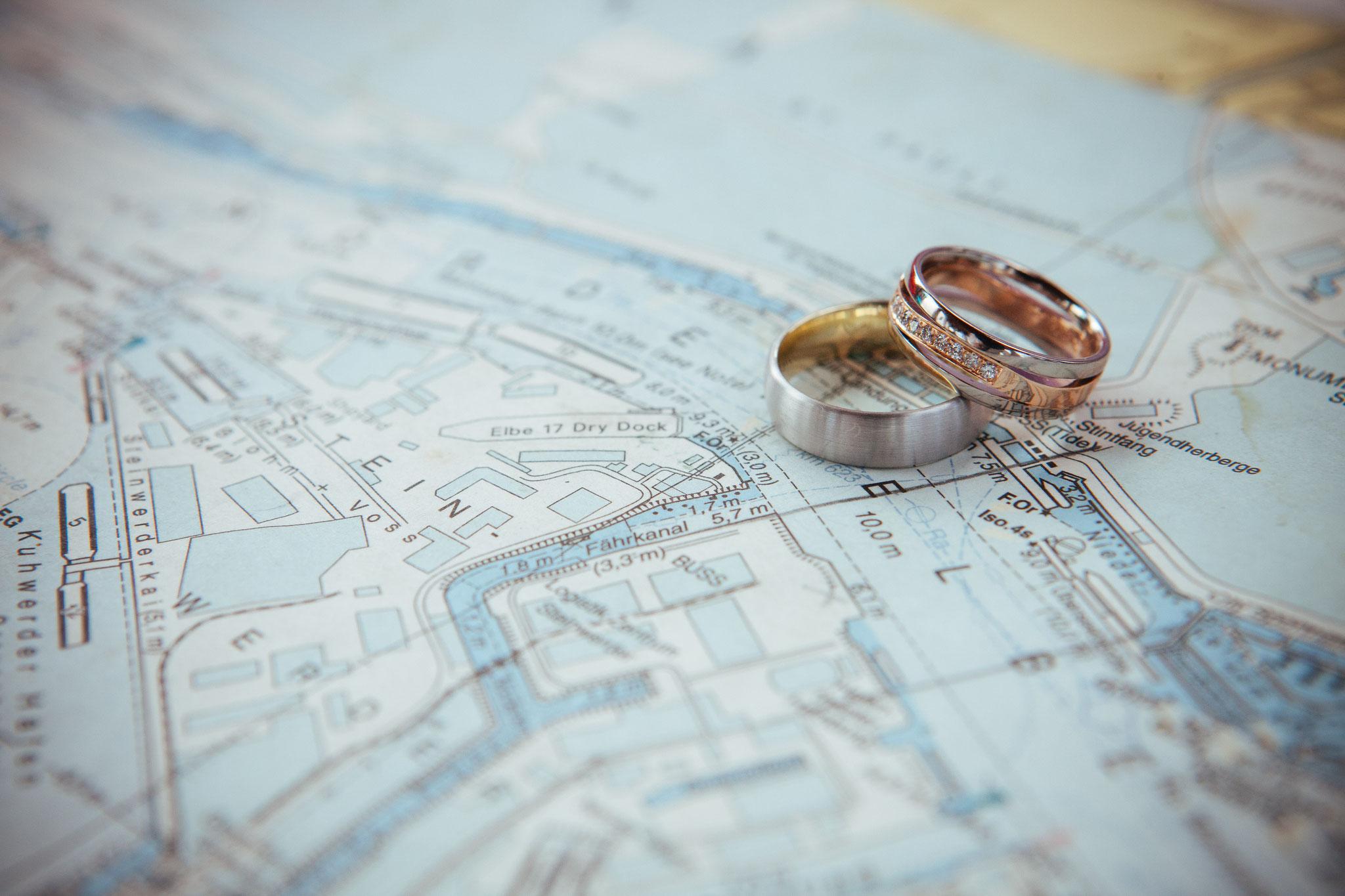 Der Hamburger Hafen der Ehe