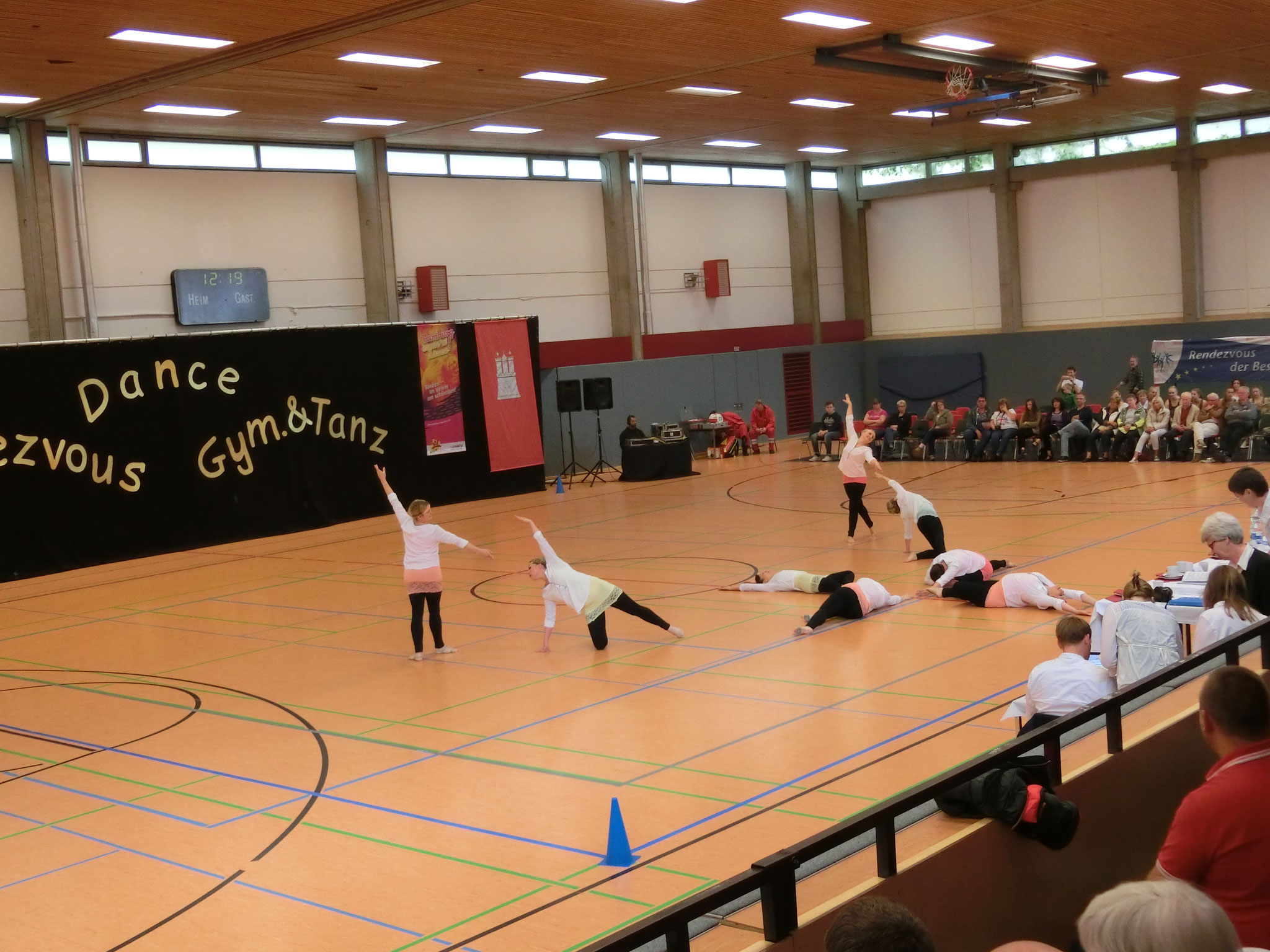 DTB Dance-Cup 2015 in Hamburg