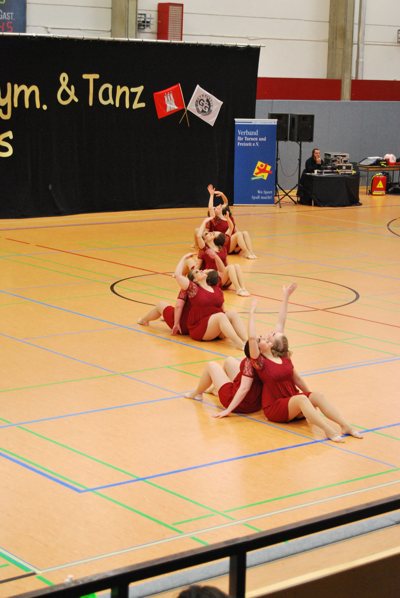 DTB Dance-Cup in Hamburg  2017