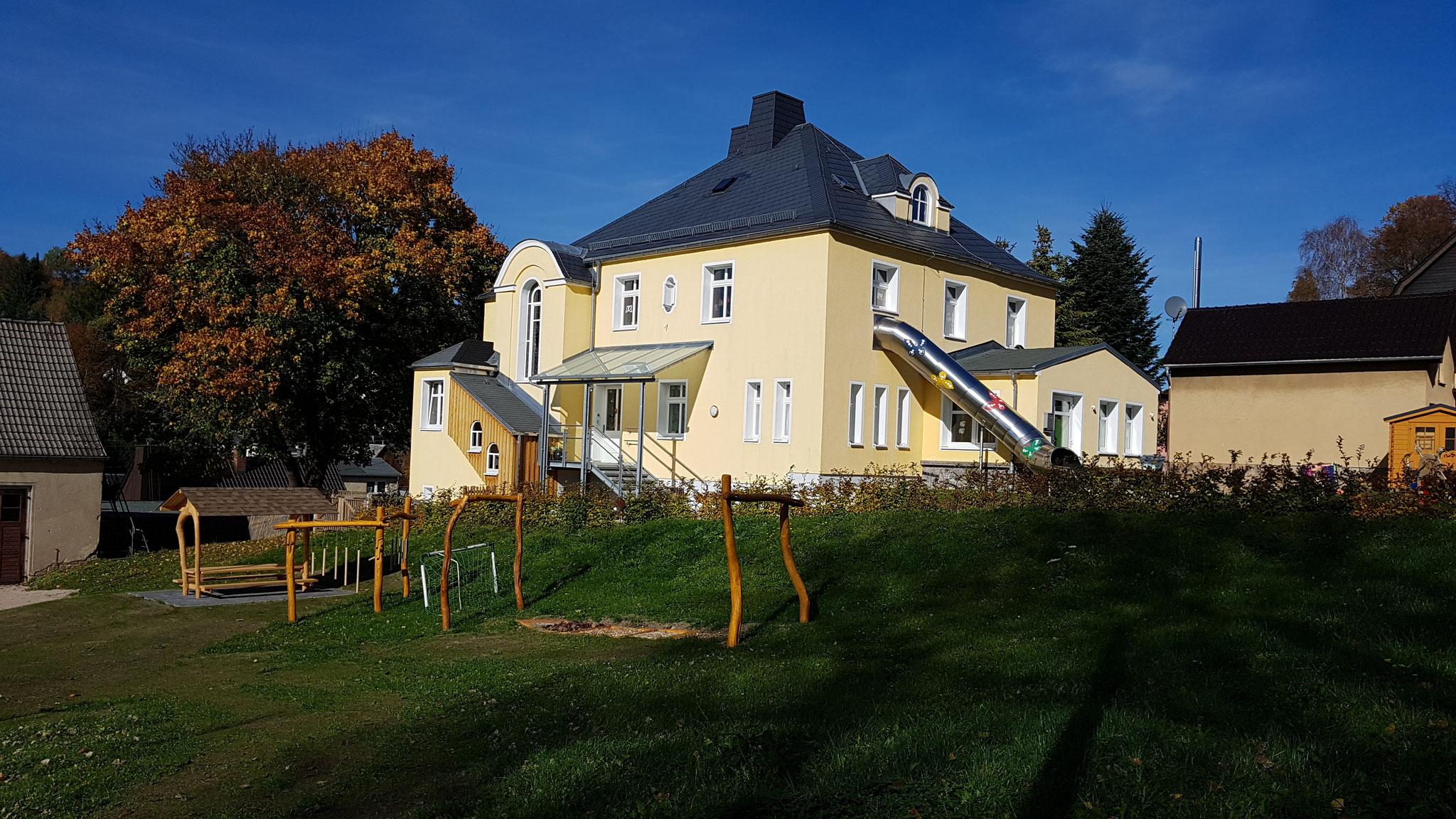 Kindertagesstätte Wernesgrün
