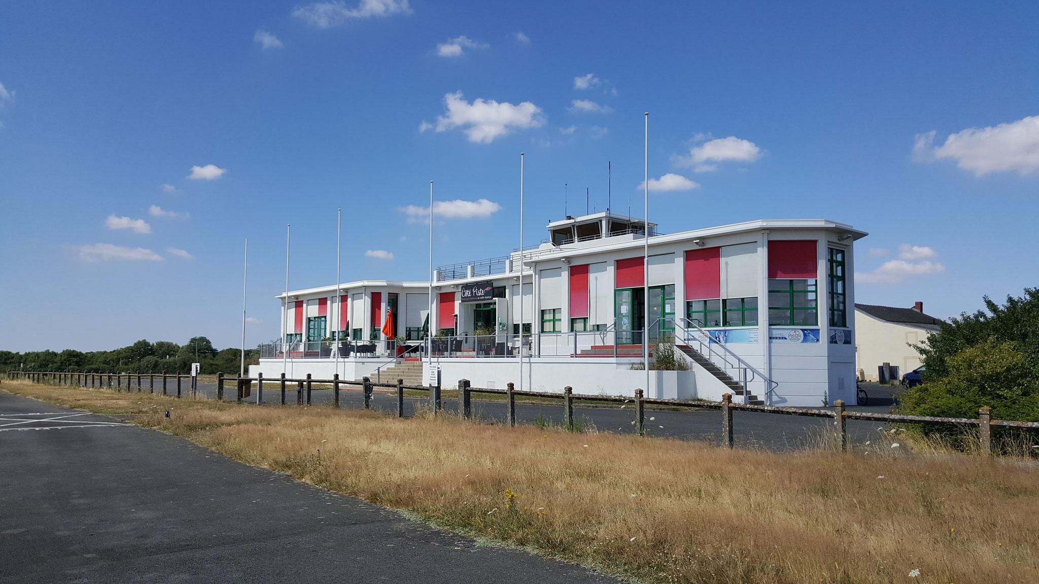 L'aéroport de Cholet
