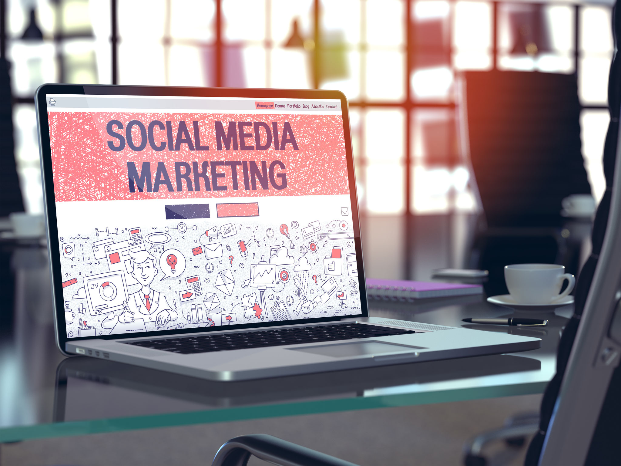 Social Media Uitbesteden | v.a. € 125,- per maand