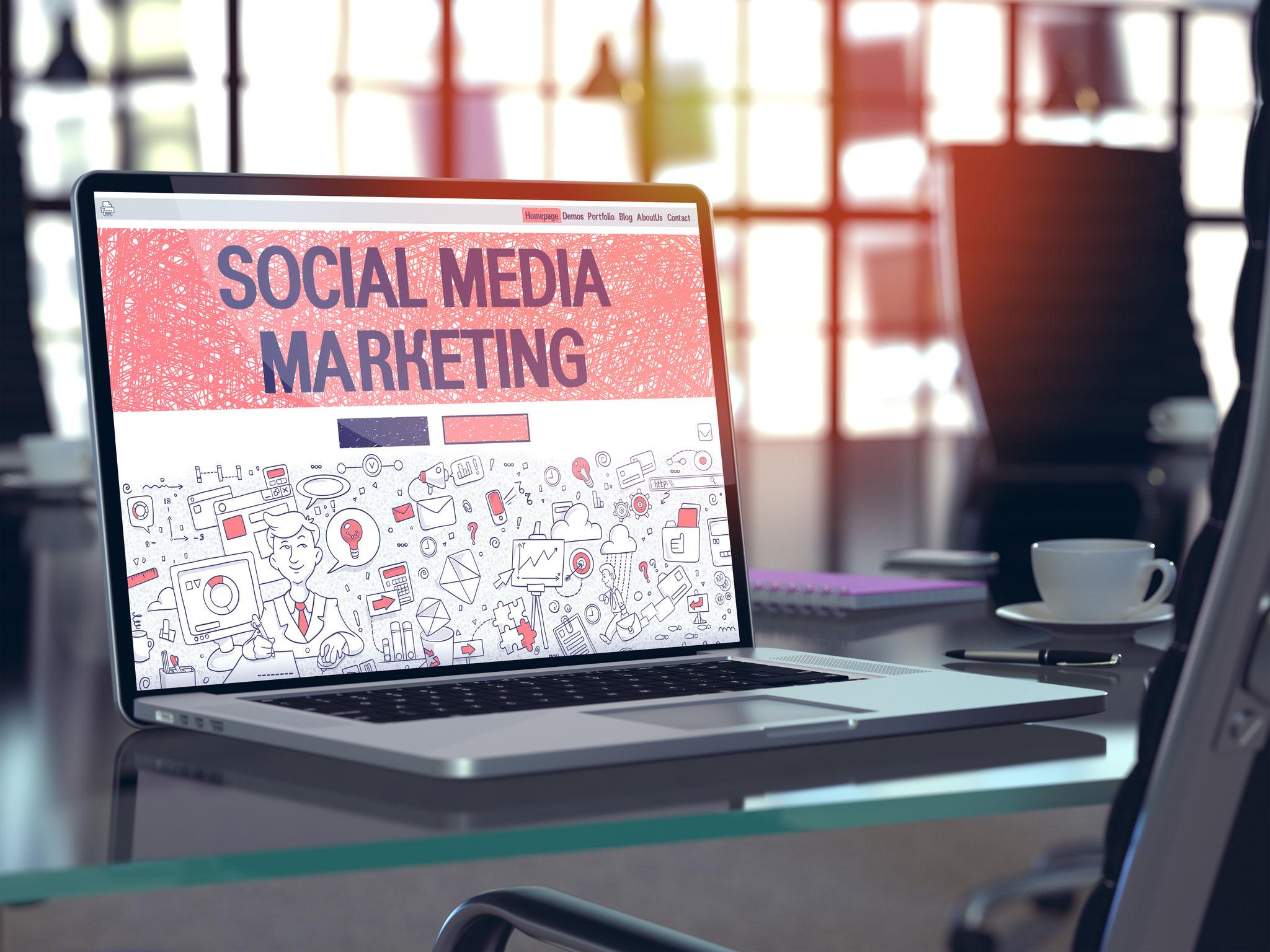 Social Media Uitbesteden | v.a. € 99,95 per maand