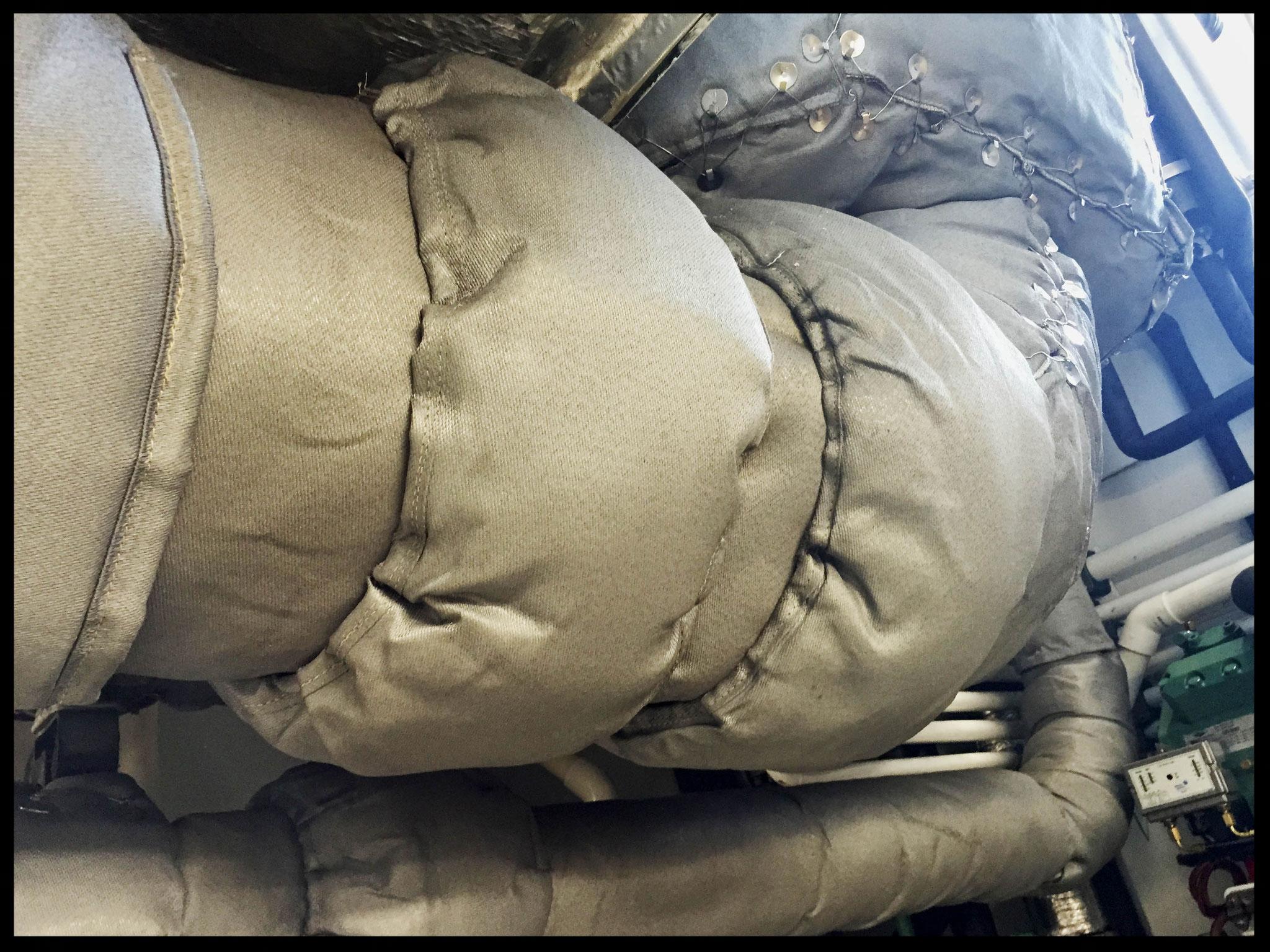 Insulation Blanket / Pipe Lagging