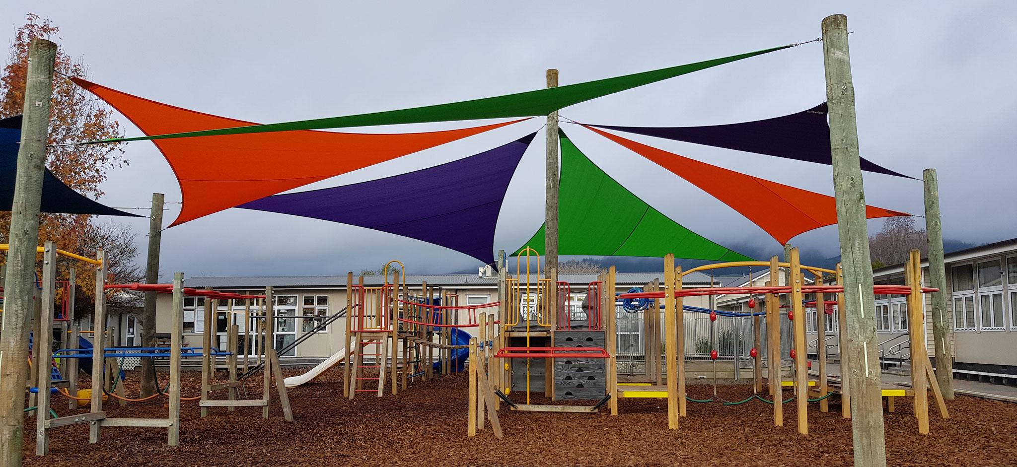 Richmond Primary School Shade Sails