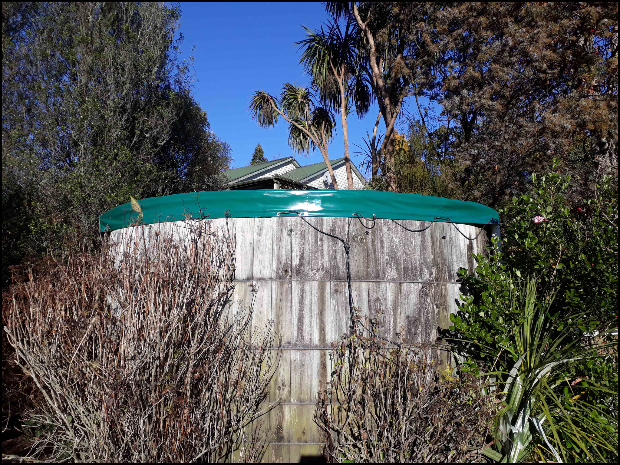 Water Tank Liner & PVC Tank Cover - Nelson