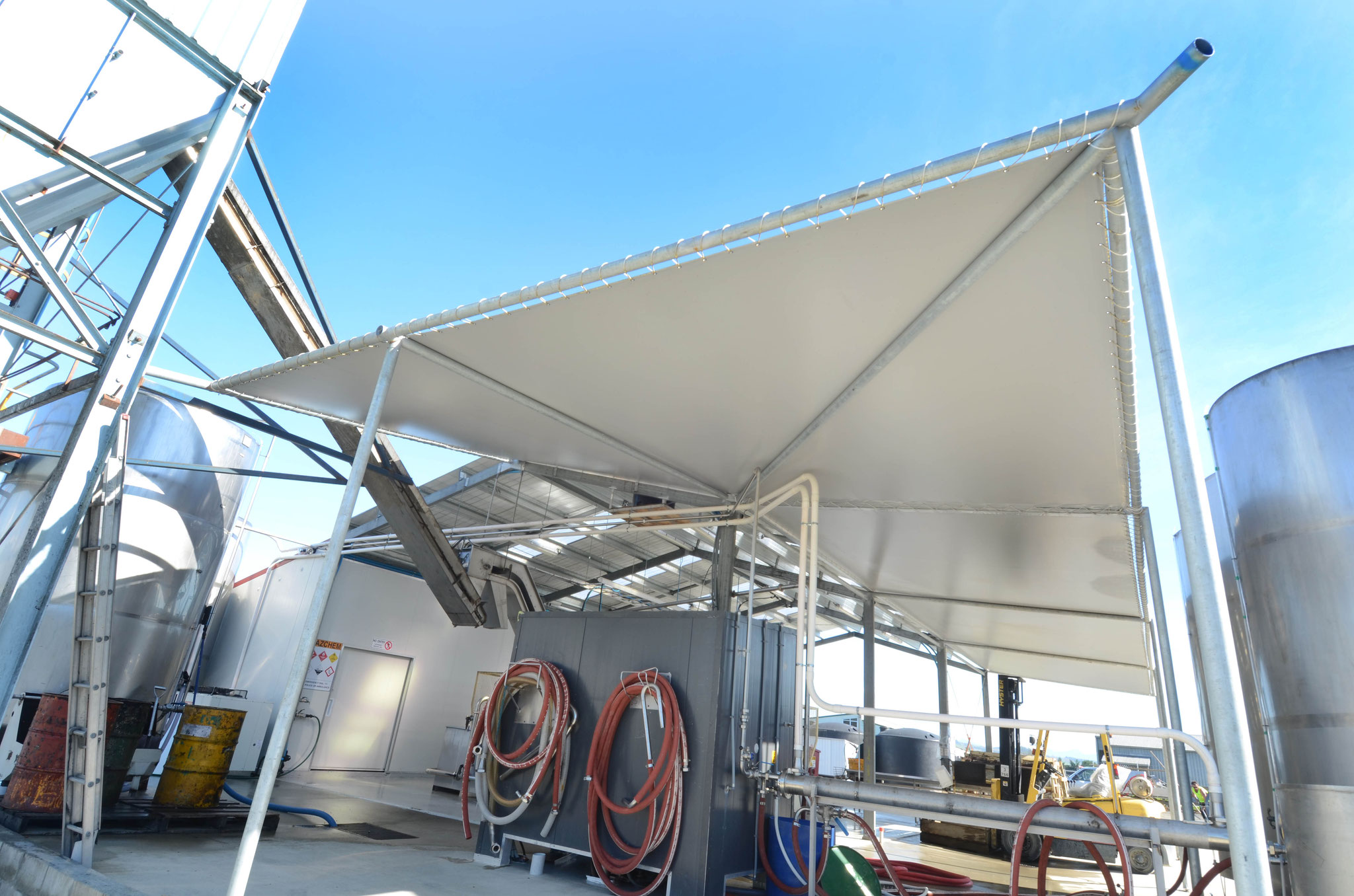 Industrial Shade, Brightwater