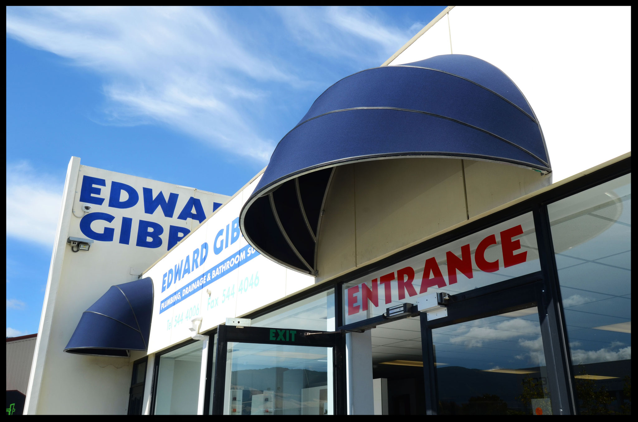 Edward Gibbon Awnings, Richmond