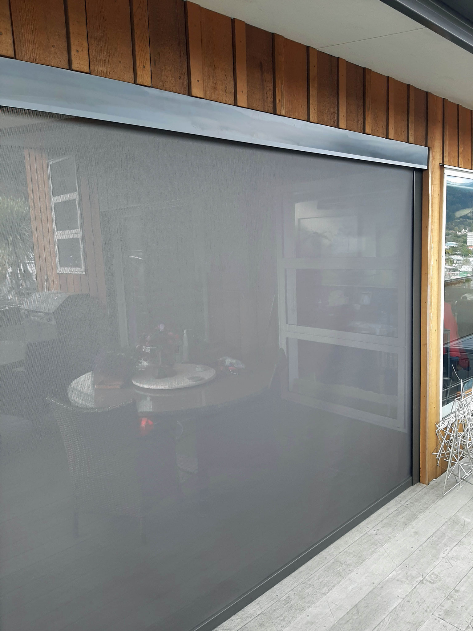 Omni Screen with Flashing & Channels
