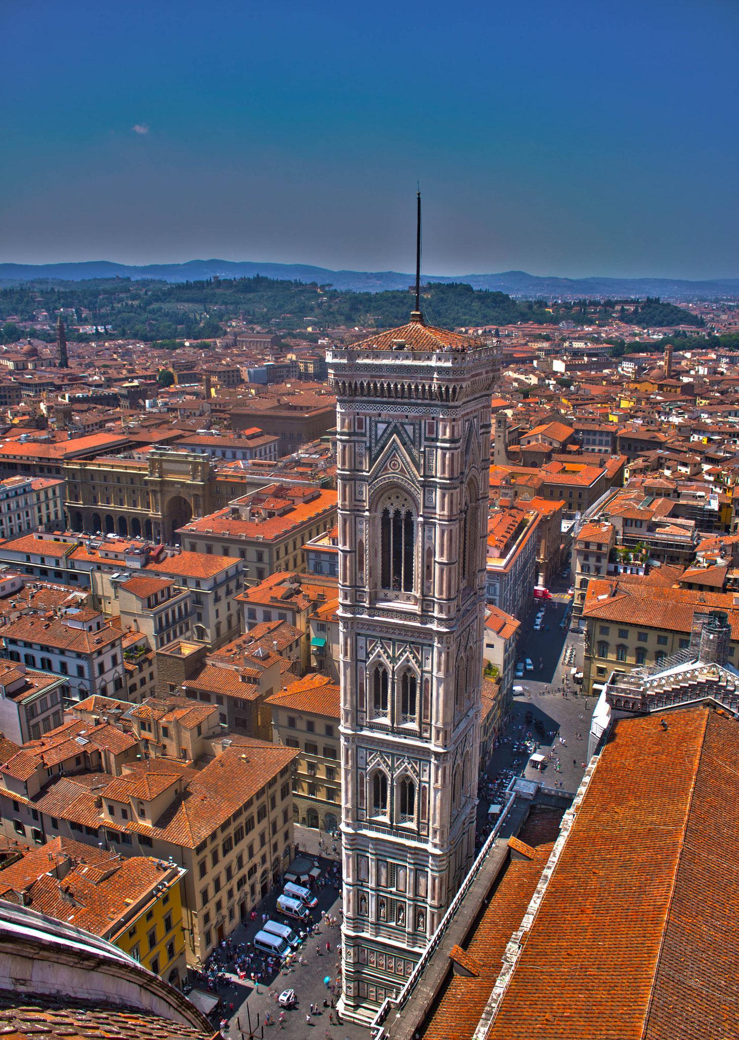 5 - Philippe GOMIS - Firenze - le campanile