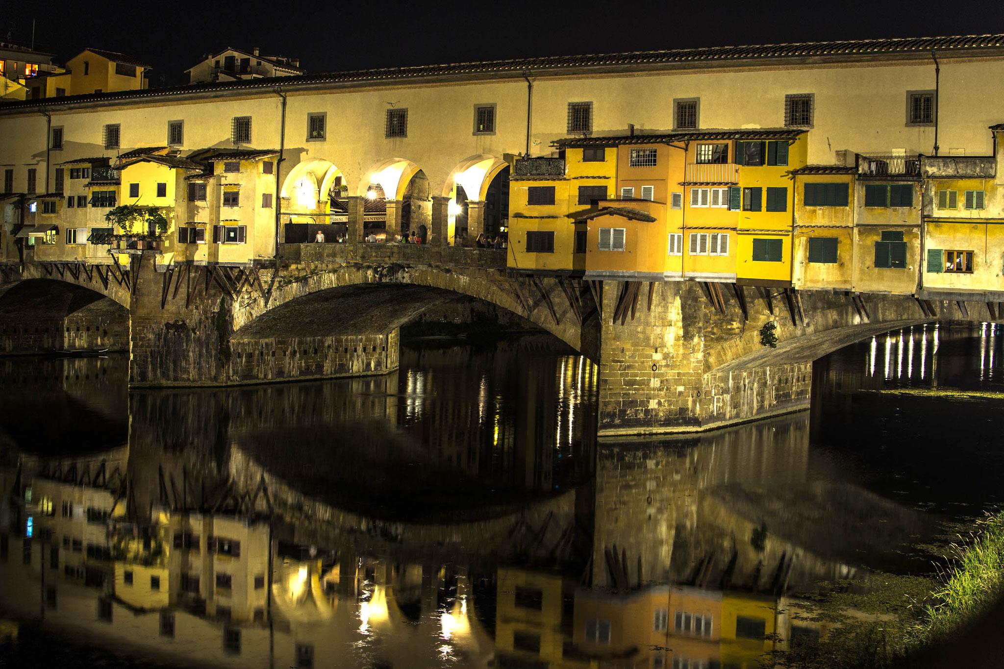2 + Philippe GOMIS - Ponte Vecchio Firenze