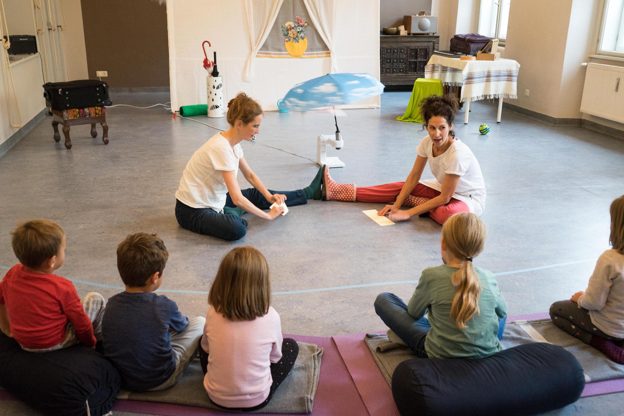 Kindergartenprogramm