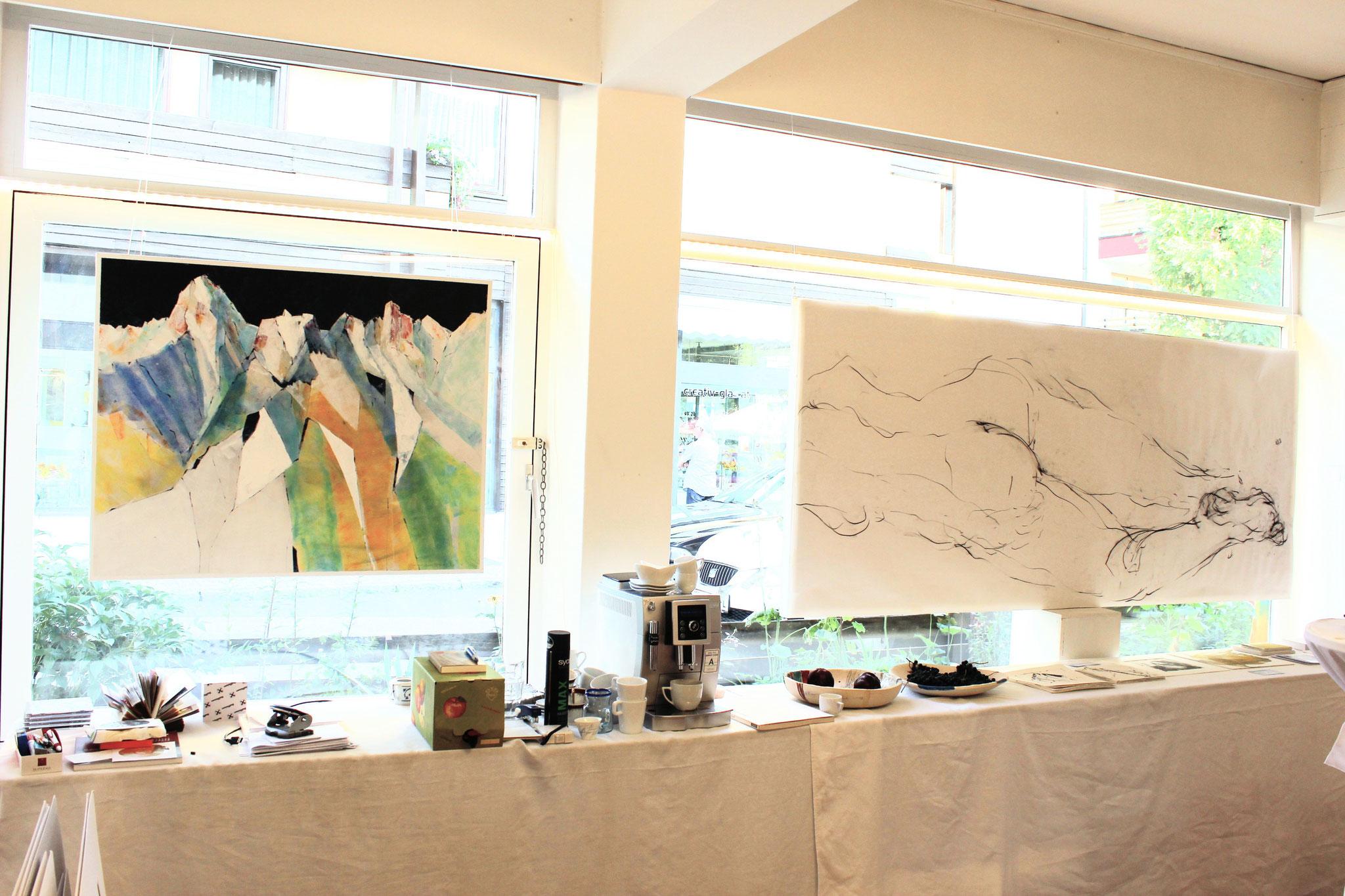 Ausstellung BERG AKT KOMPOSITION