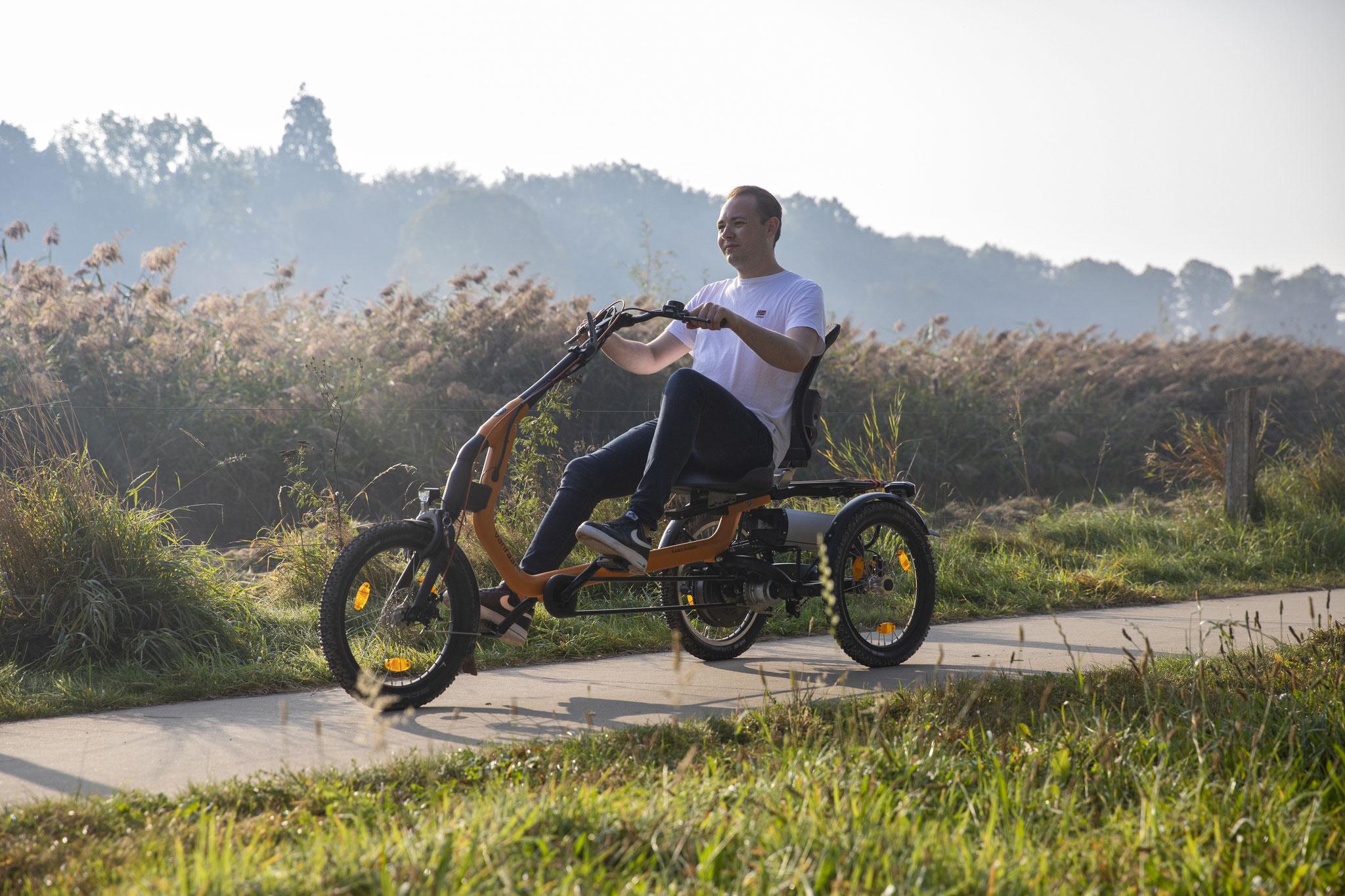 Easy Rider von Van Raam - Lässig und entspanntes Sessel-Dreirad in München