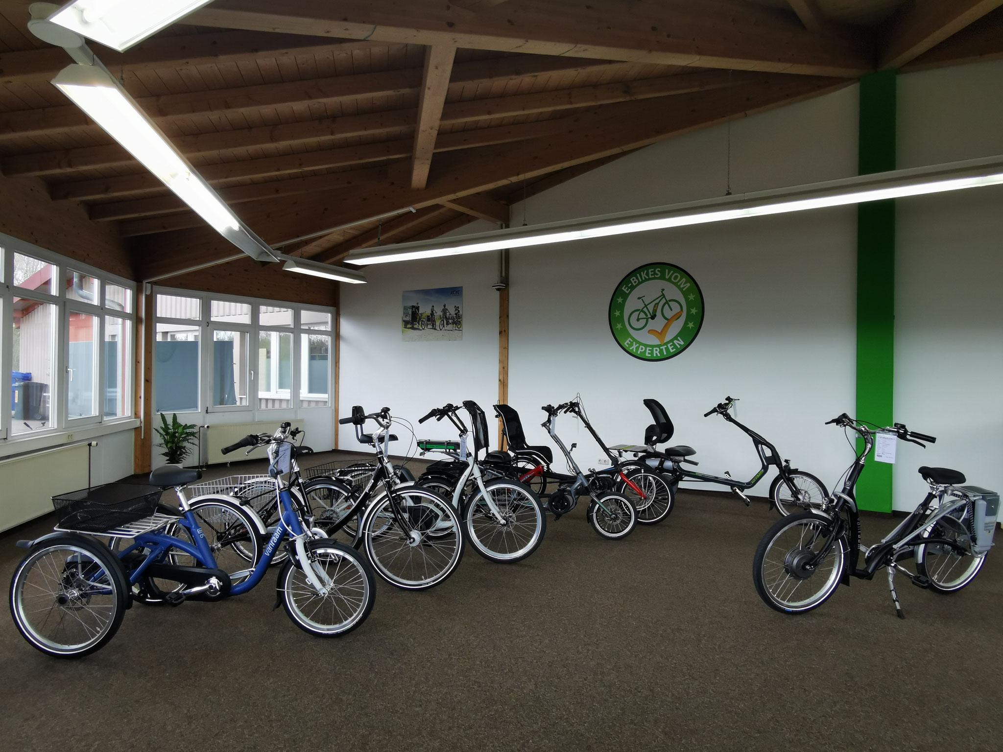 Das Dreirad-Zentrum Oberallgäu