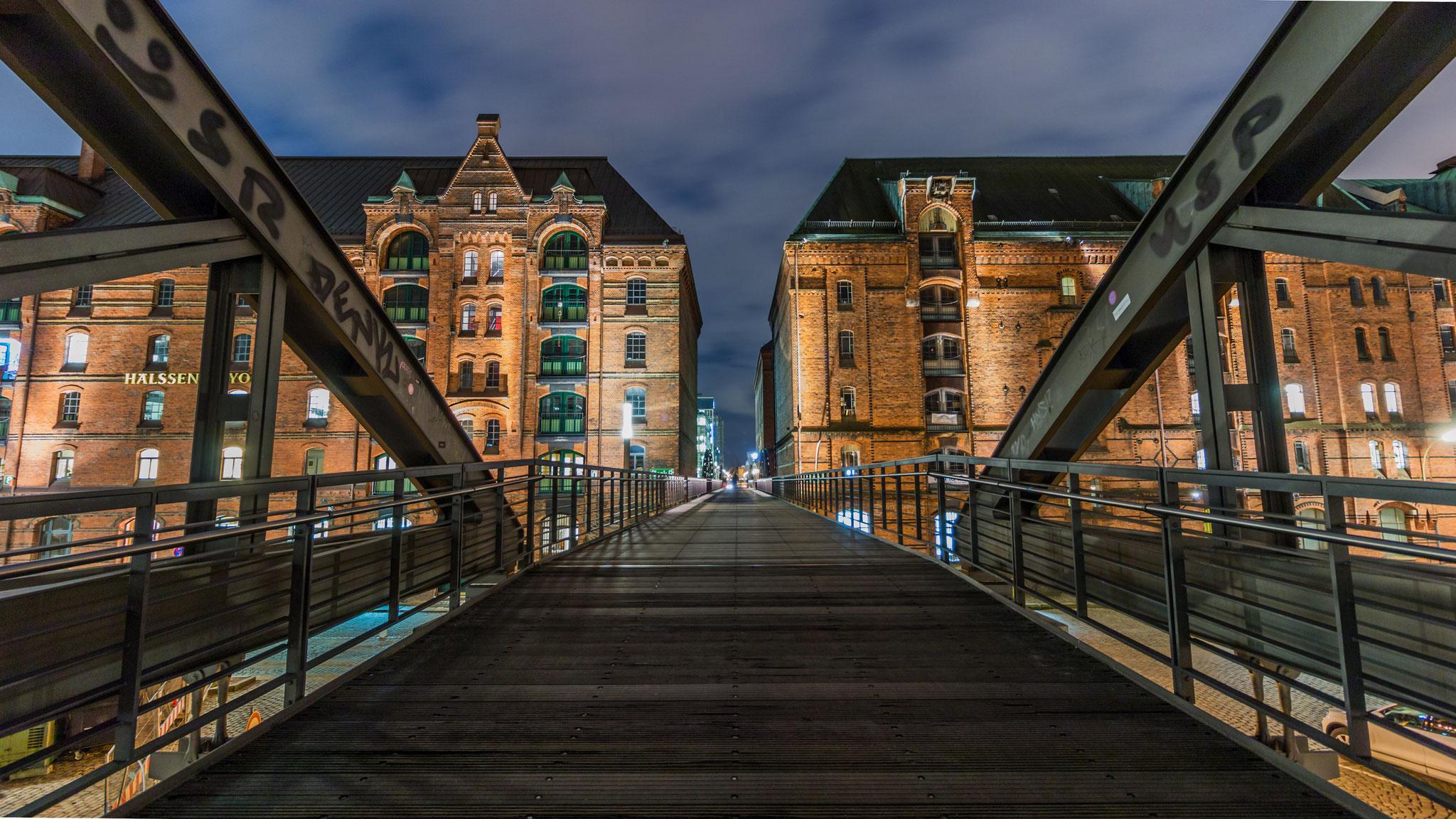 Einschiffung: Hamburg