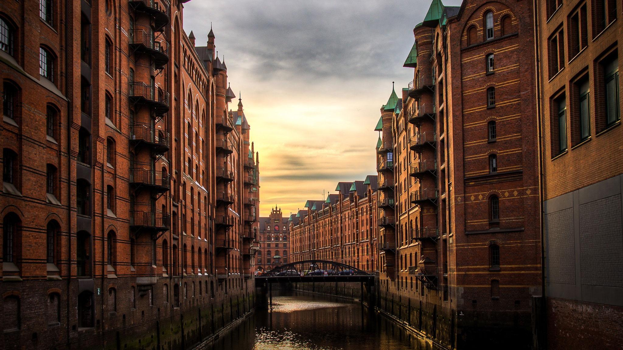 Tag 5 (Ausschiffung): Hamburg