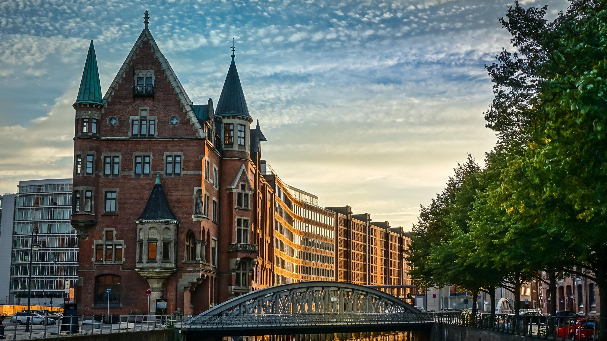 Tag 4: Hamburg