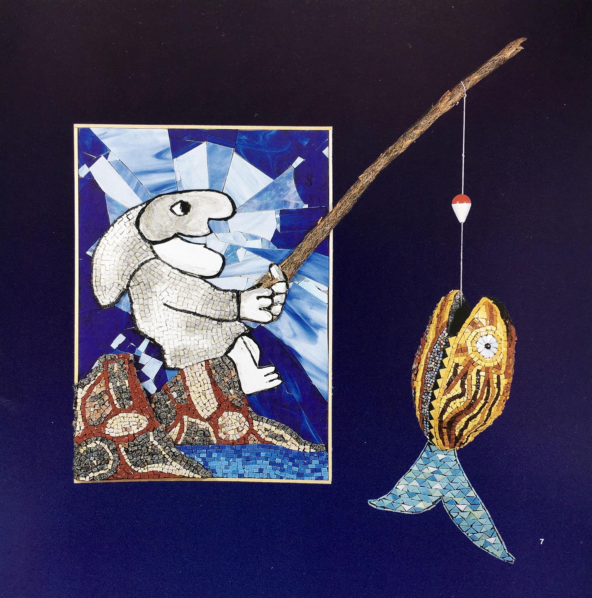 Pulcinella e il Pesce d'argento, 1999