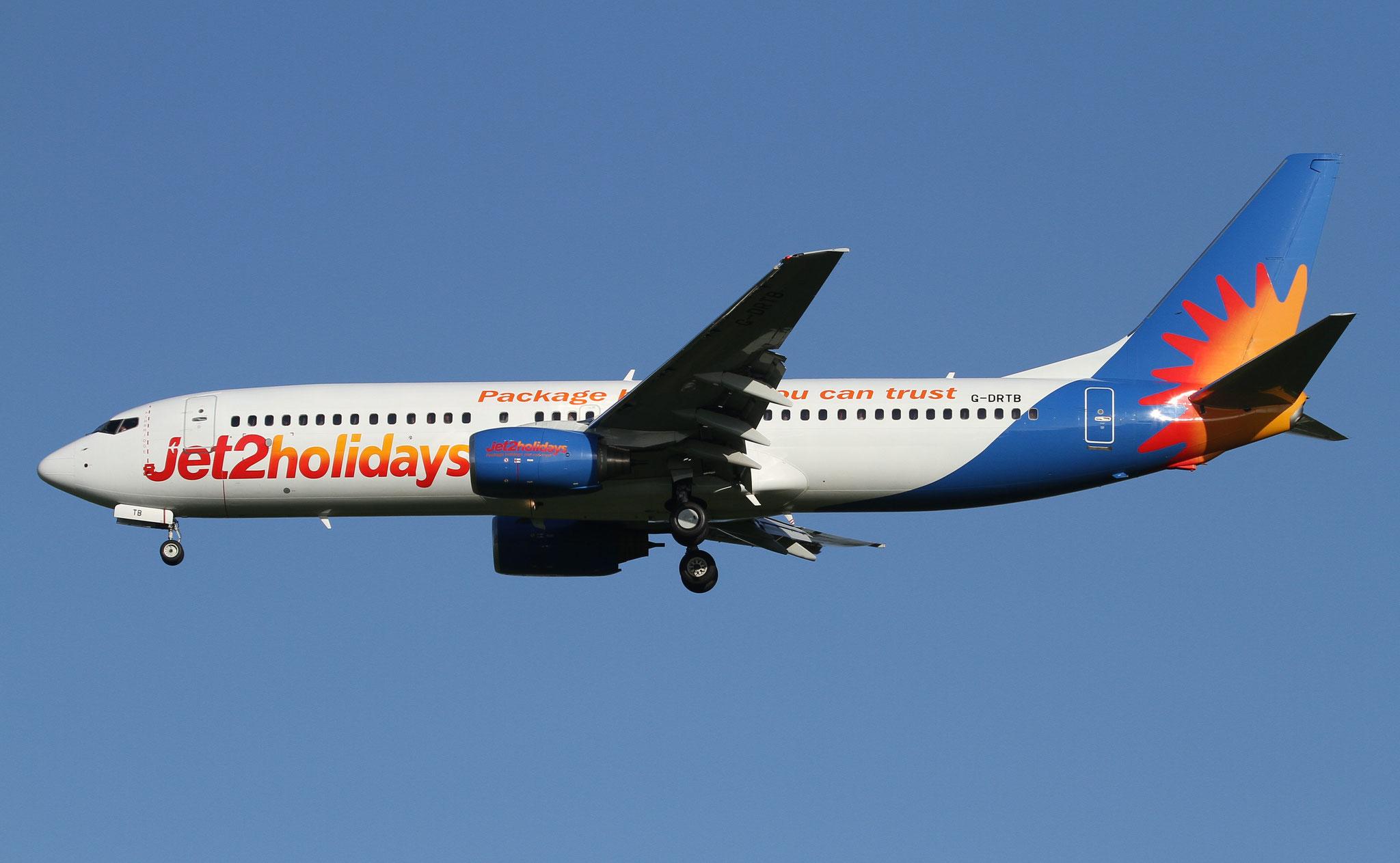 G-DRTB B737-86N 28610/449 Jet2