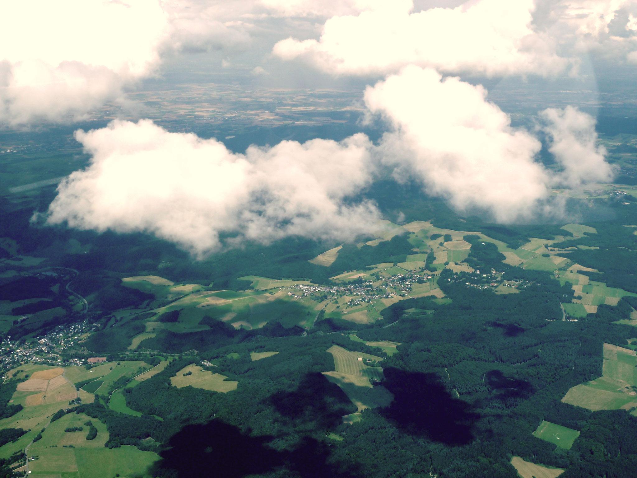 Eifel Wolken (HR)