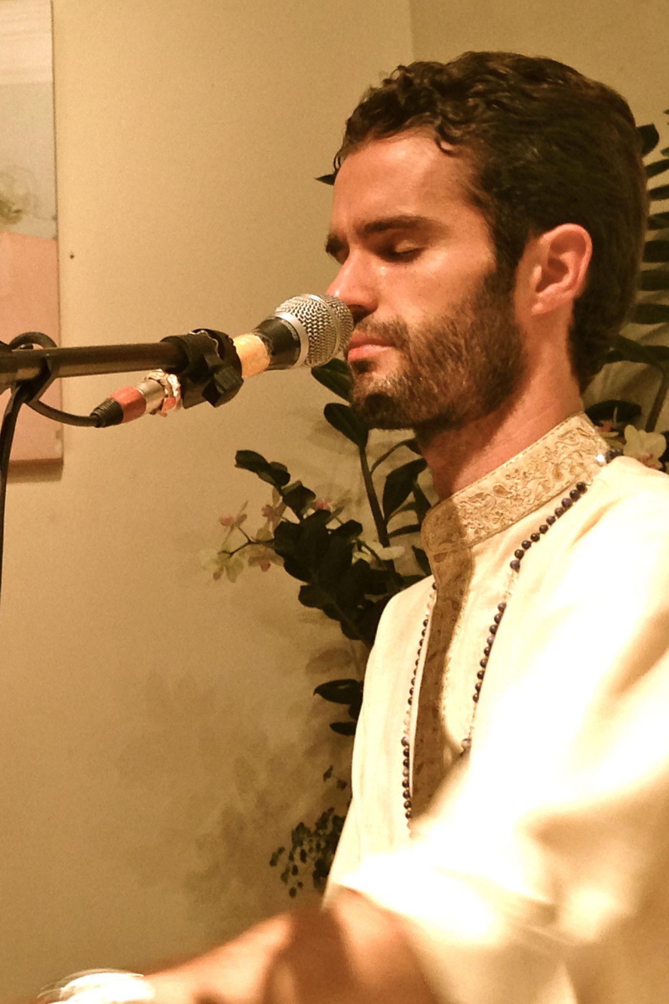 Konzert bei Yoga Vidya Bad Meinberg zu Krishna Jayanti