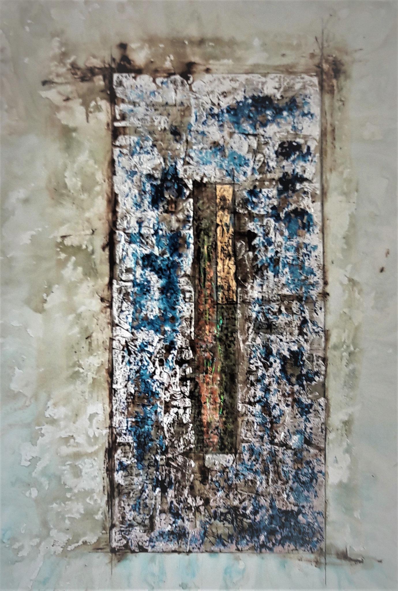 """Yago"" Christophe LEGUIADER 100x150"