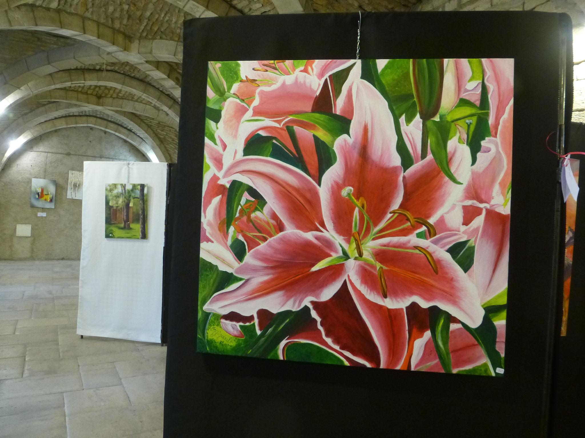 Christine GIRAULT (acrylique)