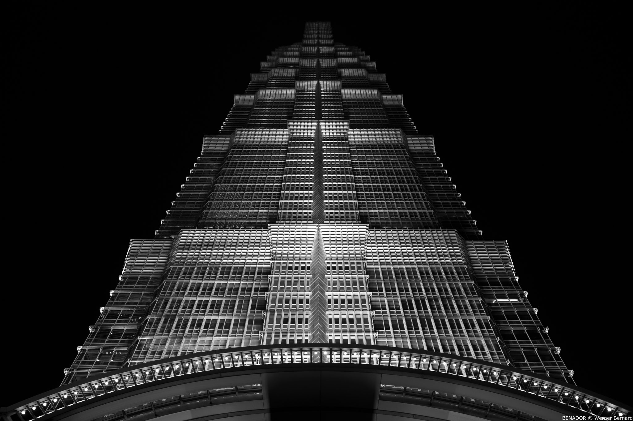 Jin Mao Tower 2010