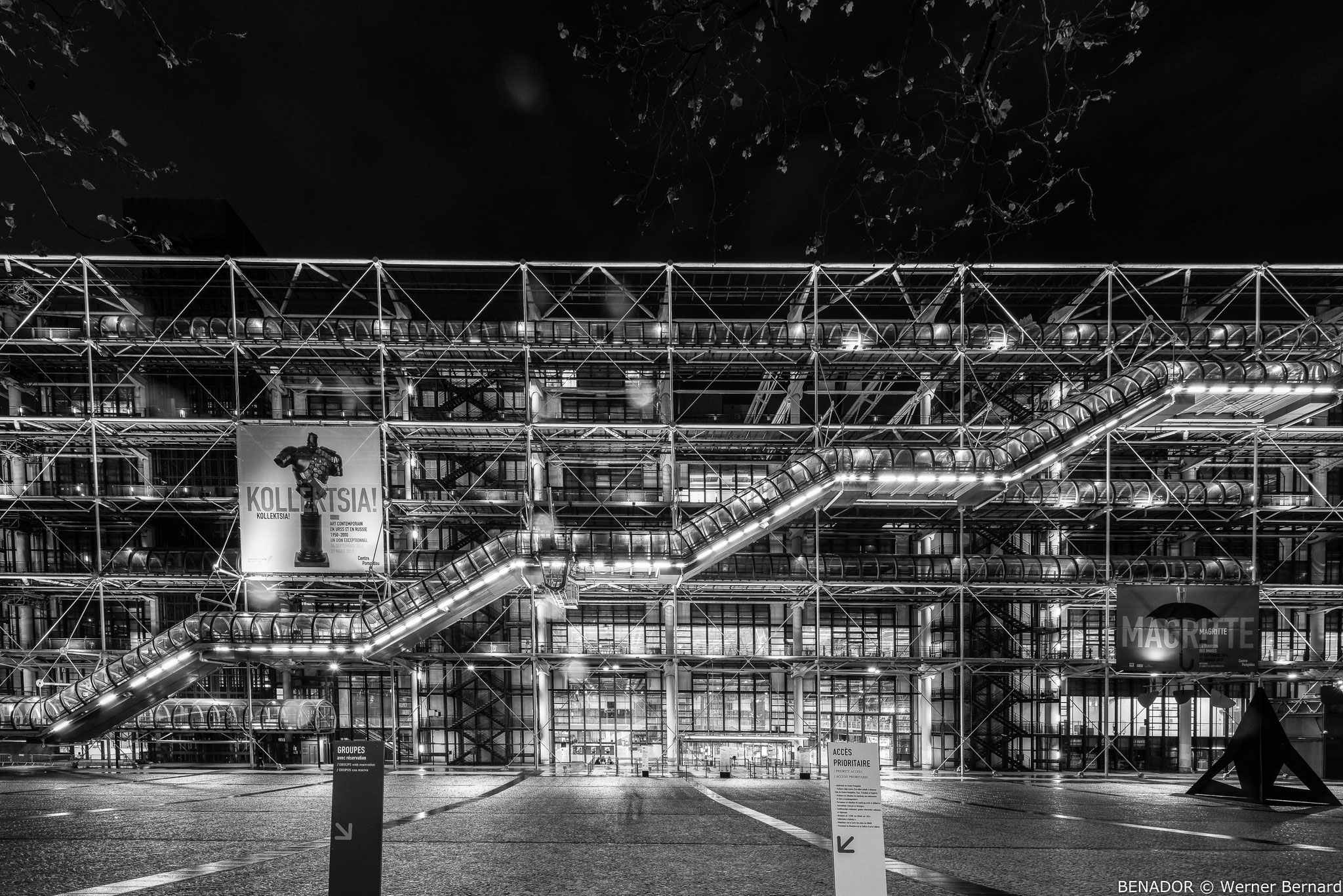 Centre Gorges-Pompidou