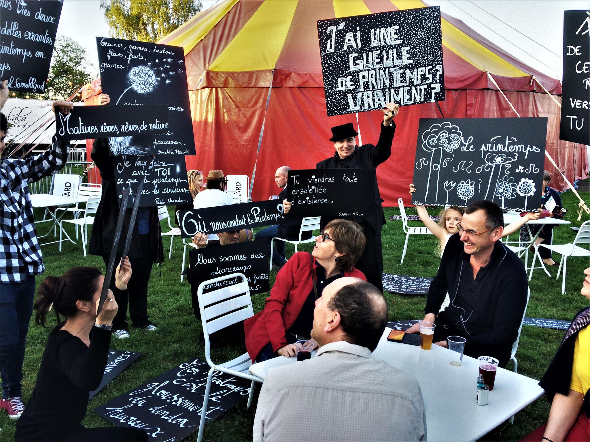20 avril - Festi'Val Bri'Art à Voinsles
