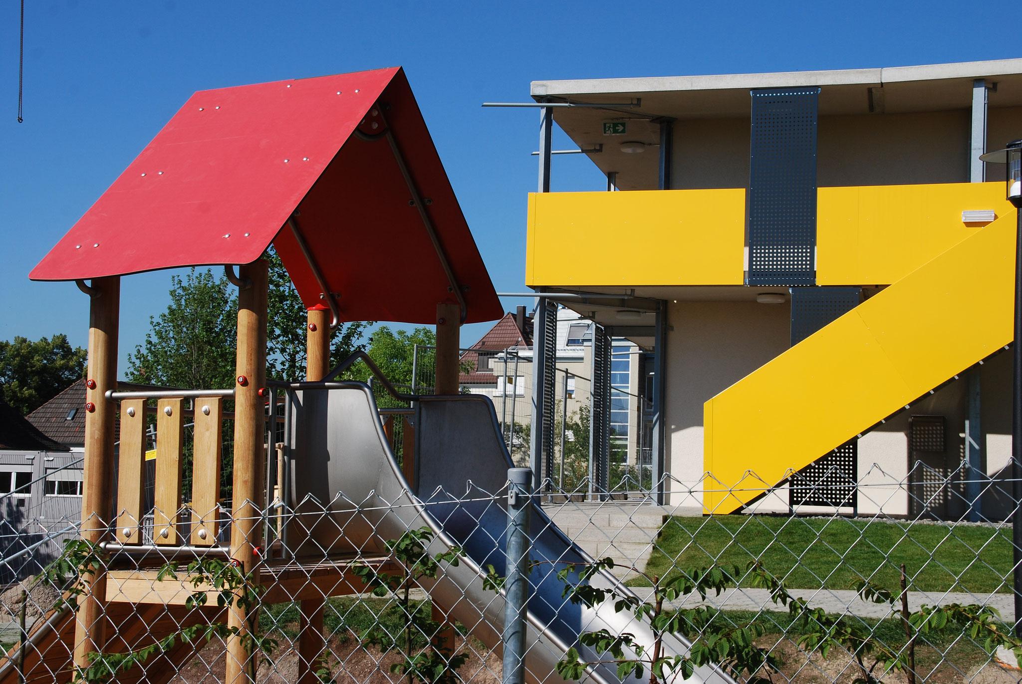 Bubenhalde 16 mit Kinderhaus