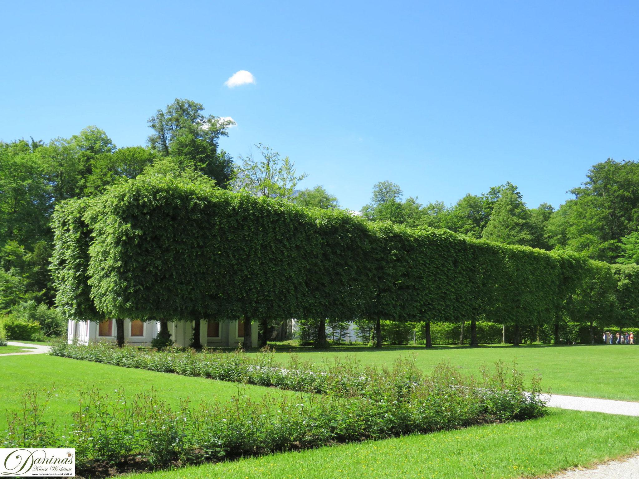 Schloss Hellbrunn Park, Salzburg