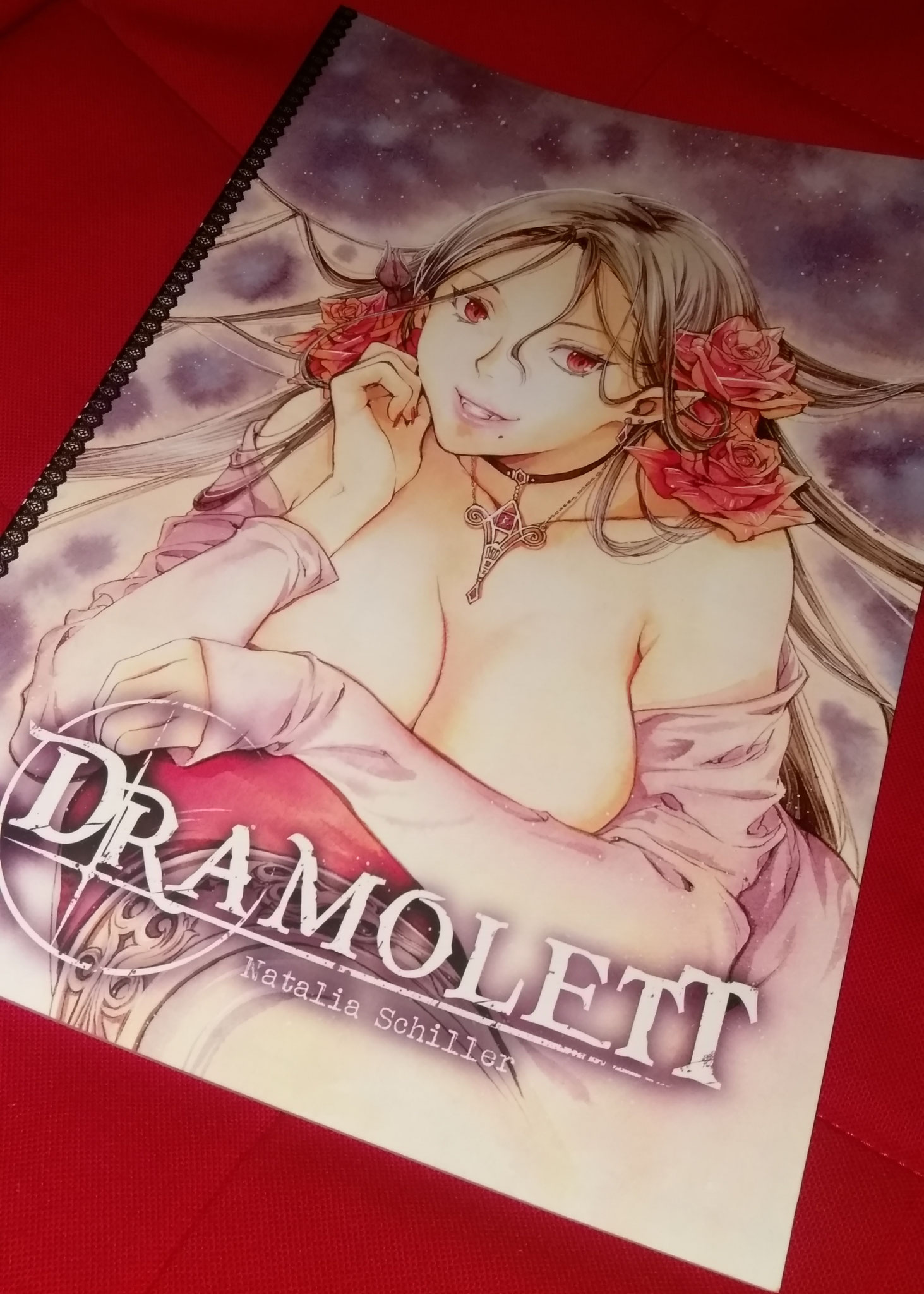 Dramolett - Manga von Oldschool-Girl
