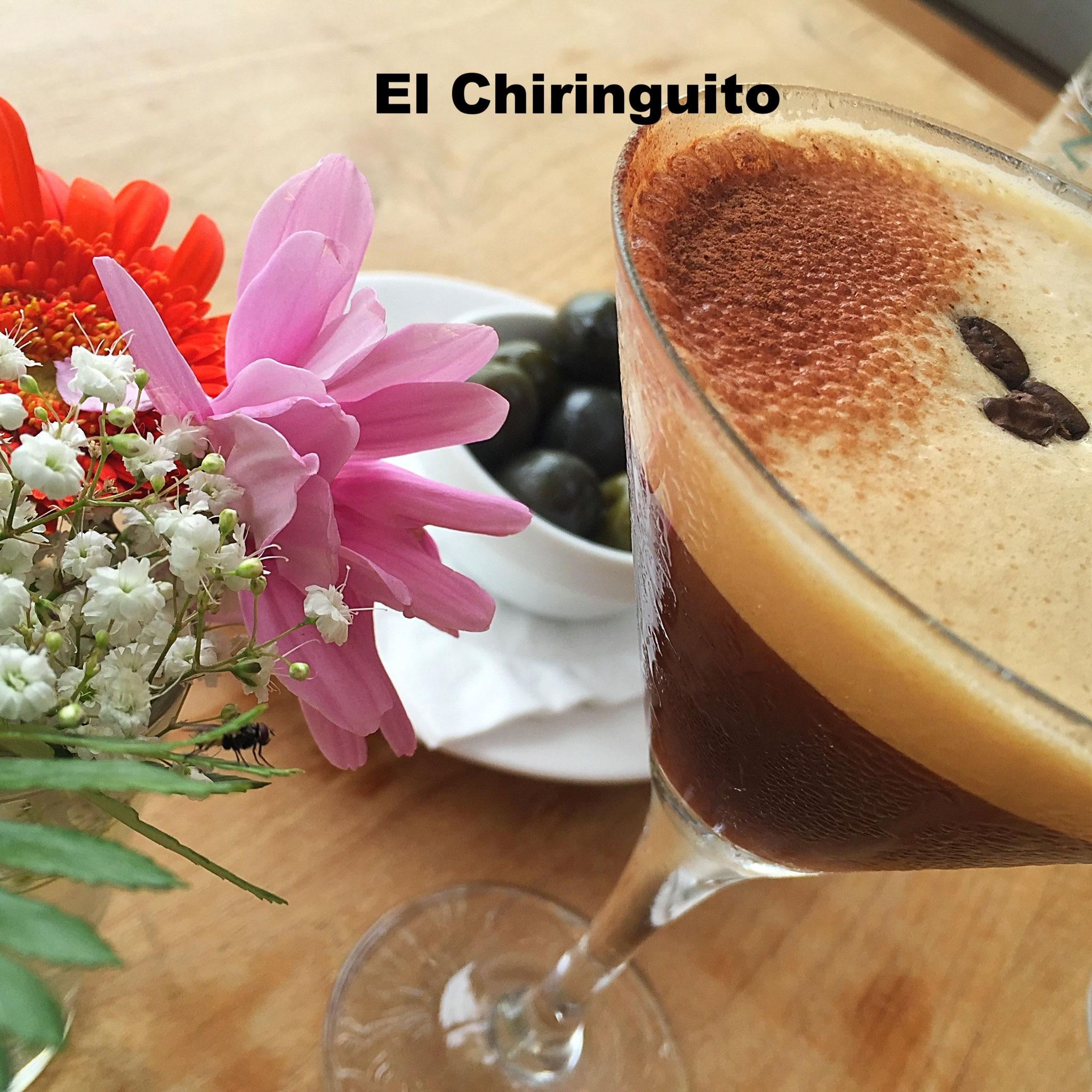 Espresso Martini@El Chiringuito, Ibiza