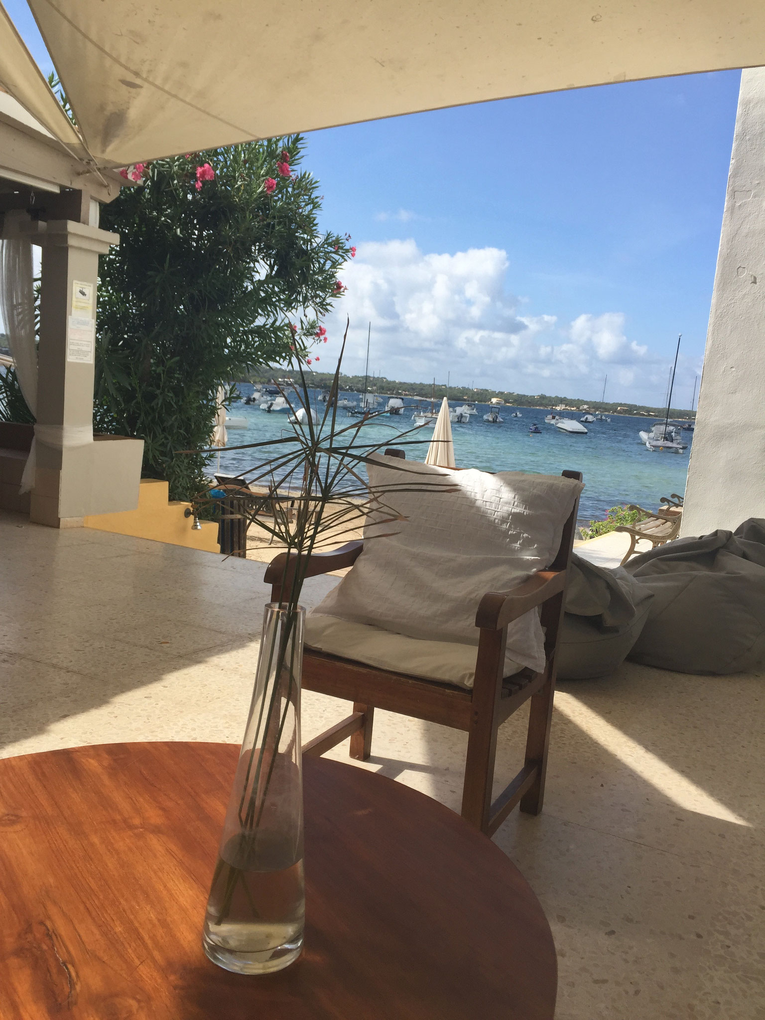 Hostal La Savina@Formentera, Spain