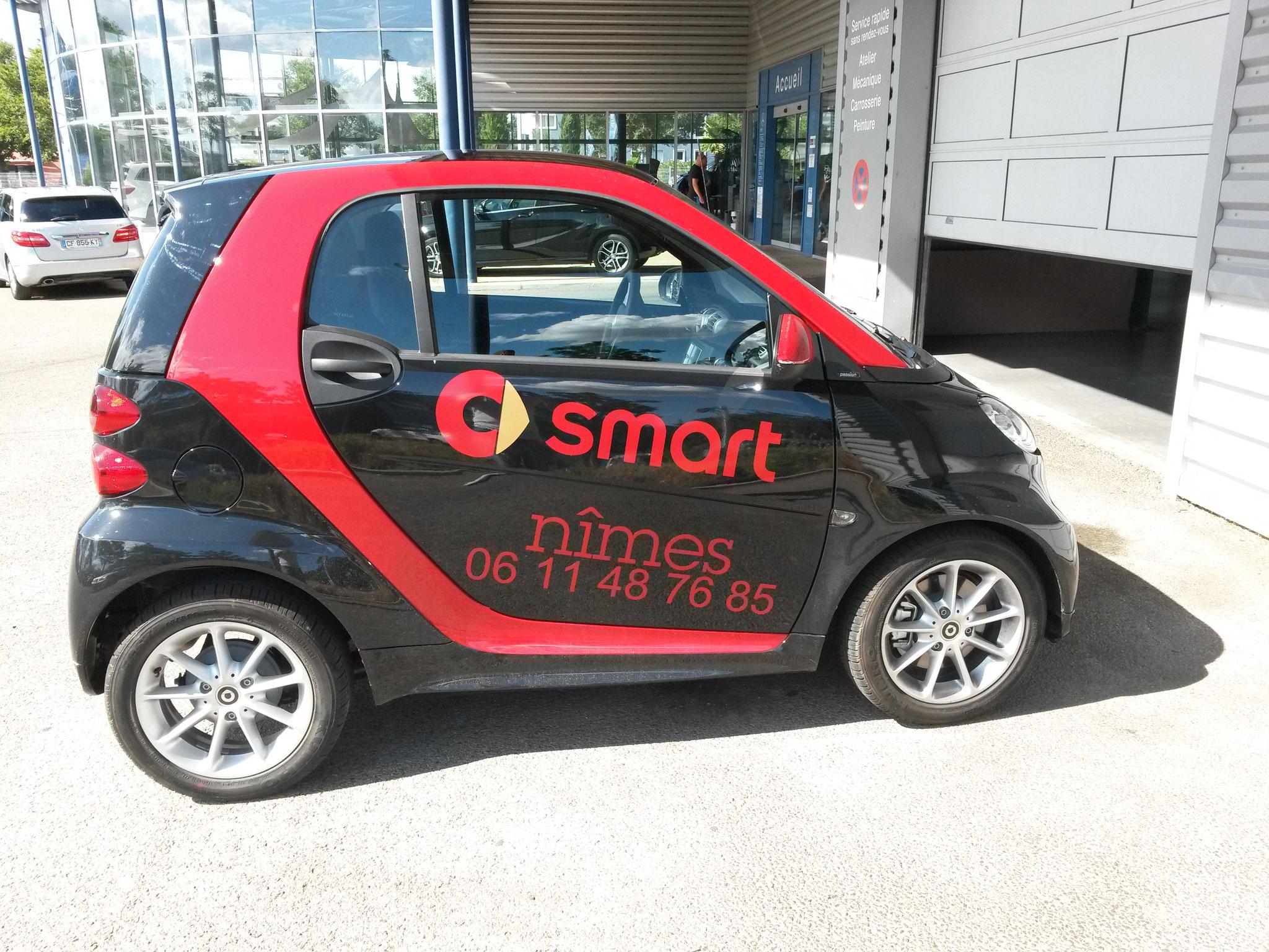 pub pour Smart NIMES