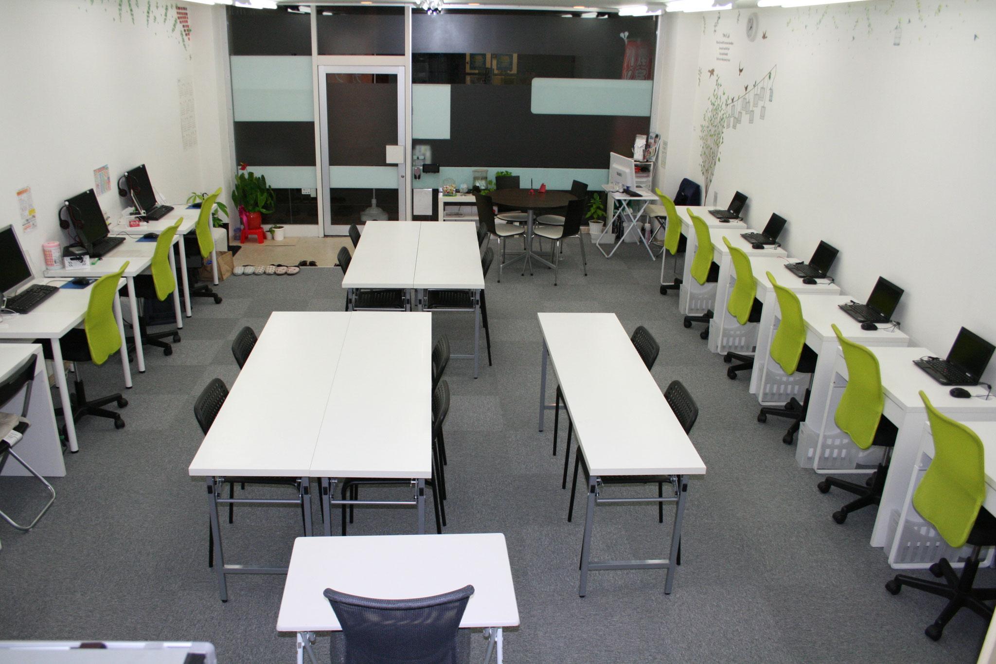 明るい教室 KAICA