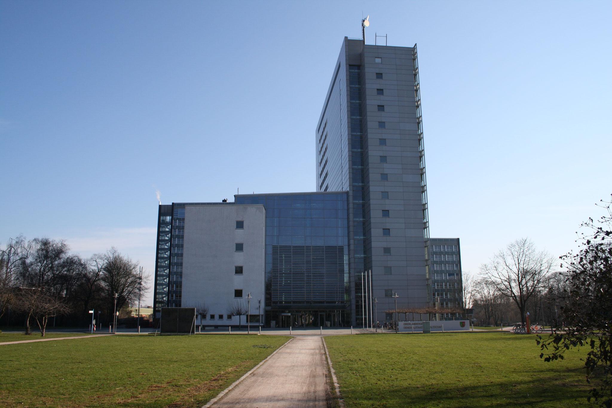 Oberlandesgericht und Generalstaatsanwaltschaft Hamm (Foto: Justiz NRW)