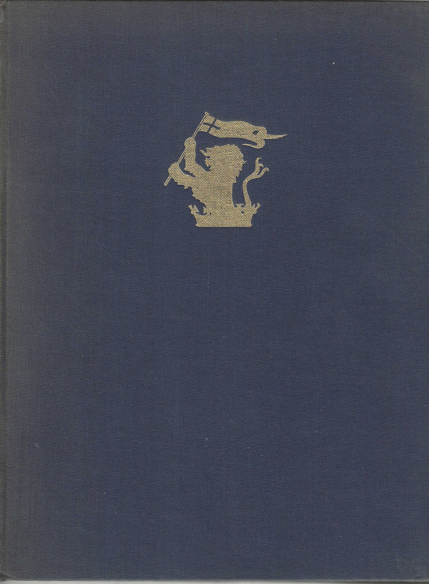 Roll of Honour 1939-1945, The Wellington ,1948 (collection P. Reinders)